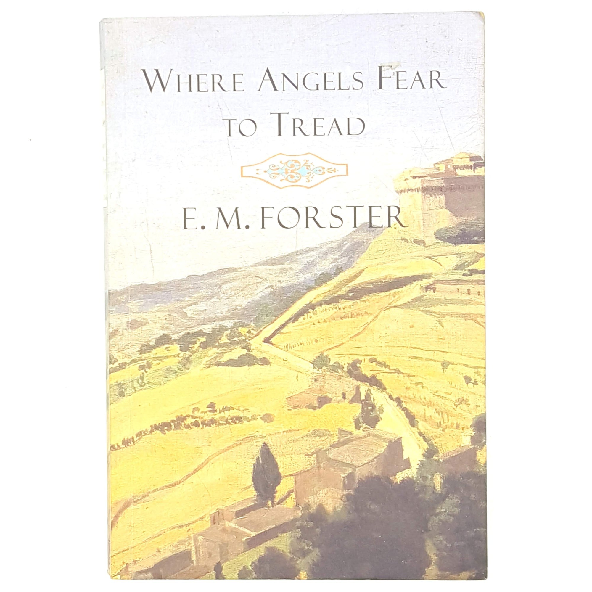 E. M. Forster's Where Angels fear to Tread Softback Preview Edition