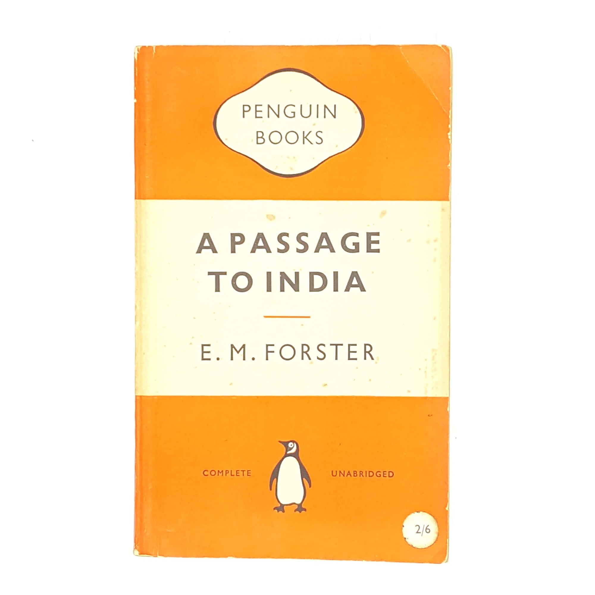 E. M. Forster's A Passage to India 1954