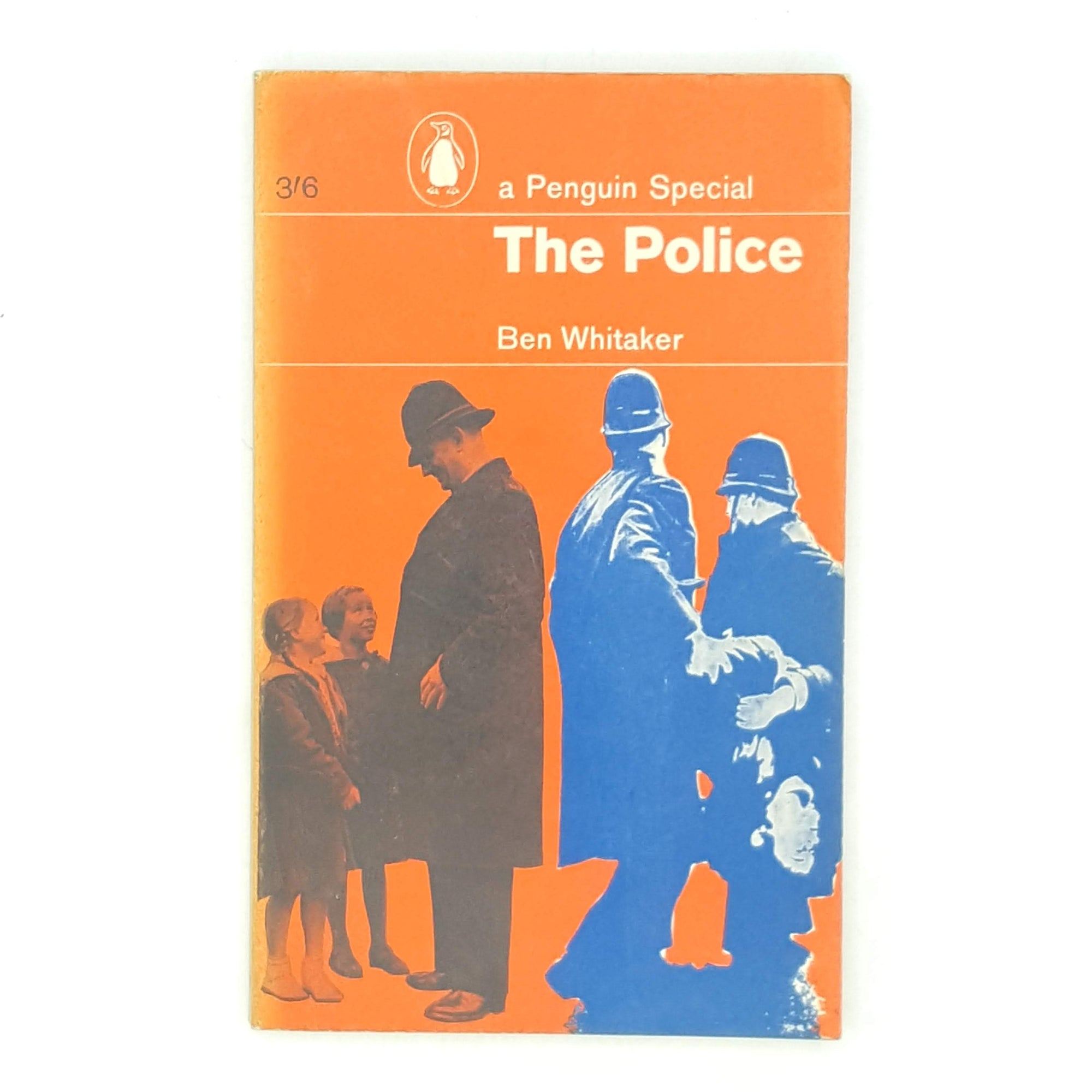 The Police by Ben Whitaker, Penguin Special Edition