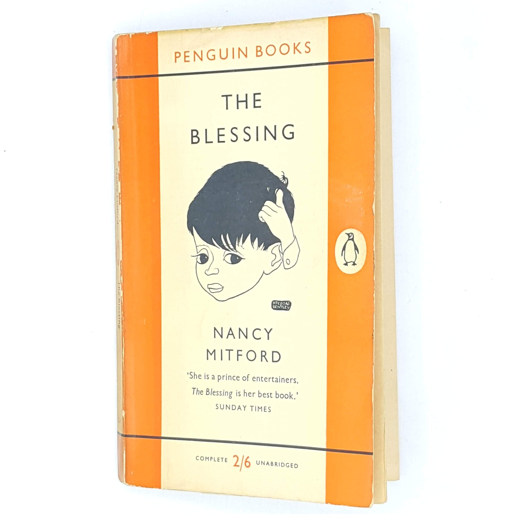 The Blessing by Nancy Mitford 1957