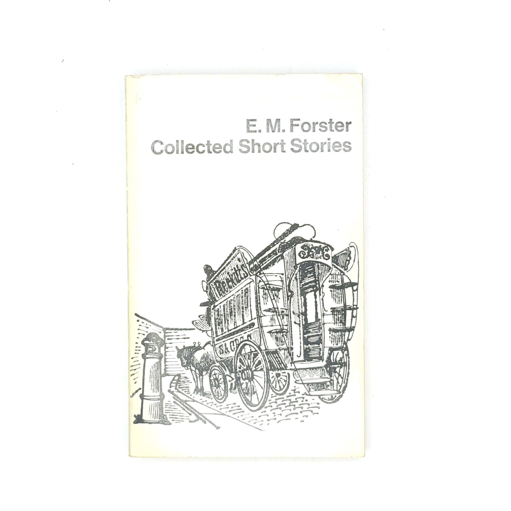 E.M. Forster's Collected Short Stories Penguin Modern Classics 1972