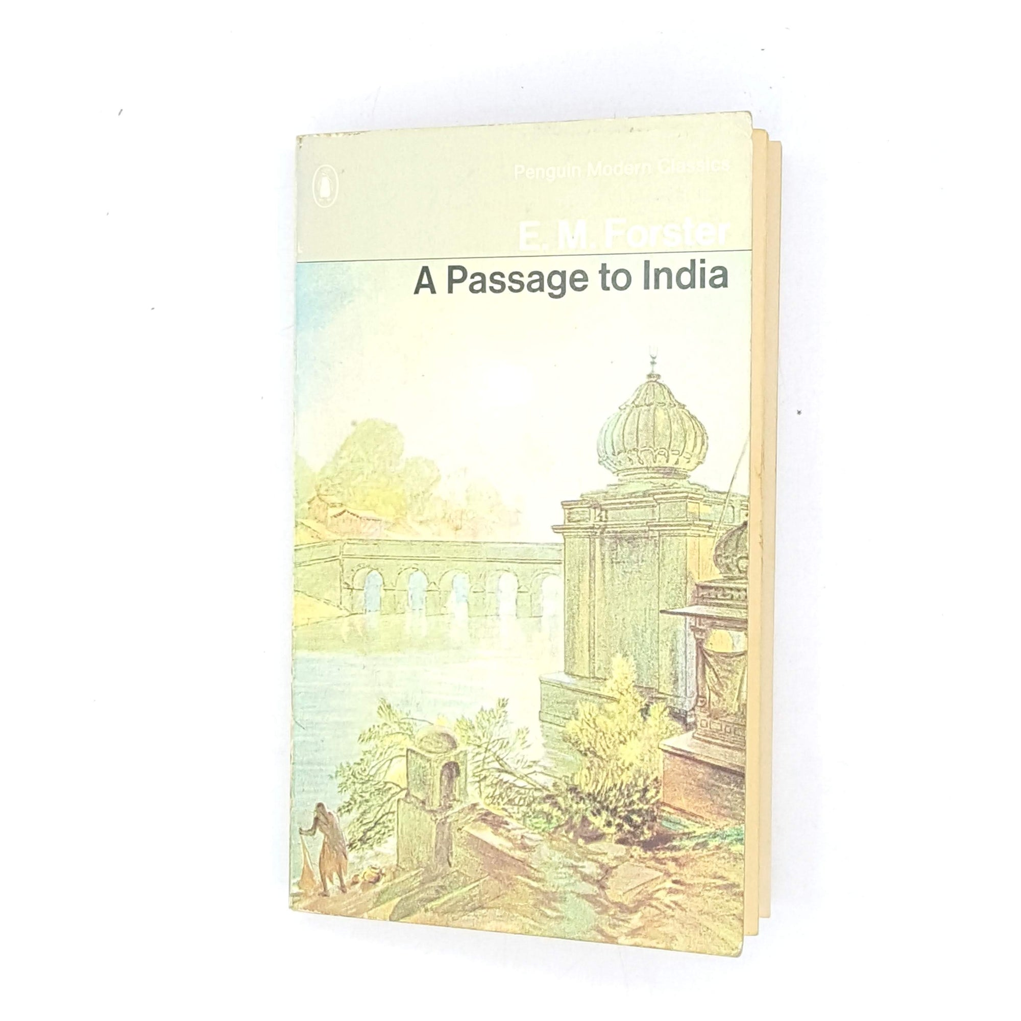 E.M. Forster's A Passage to India Penguin Modern Classics 1980