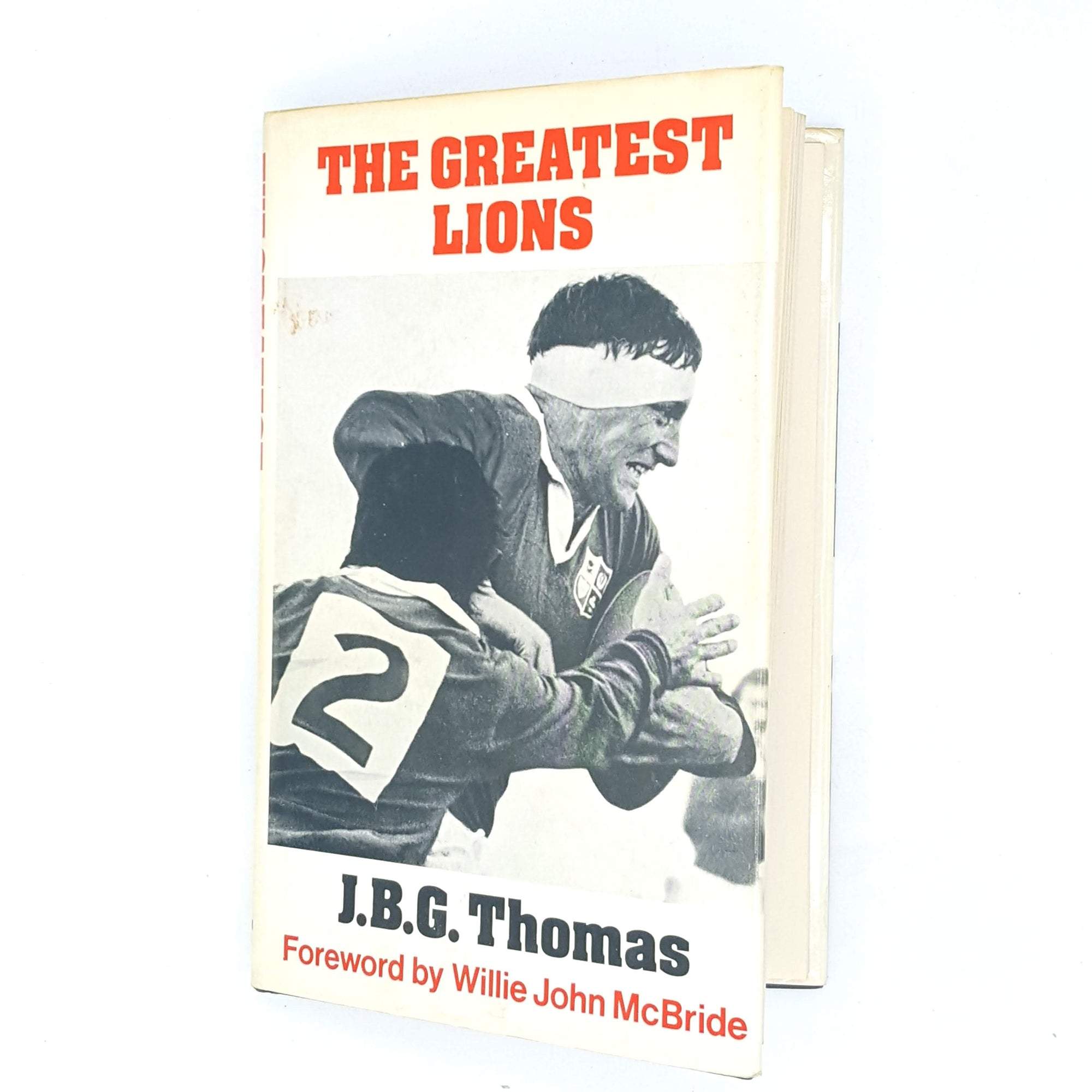 The Greatest Lions by J.B.G. Thomas 1975