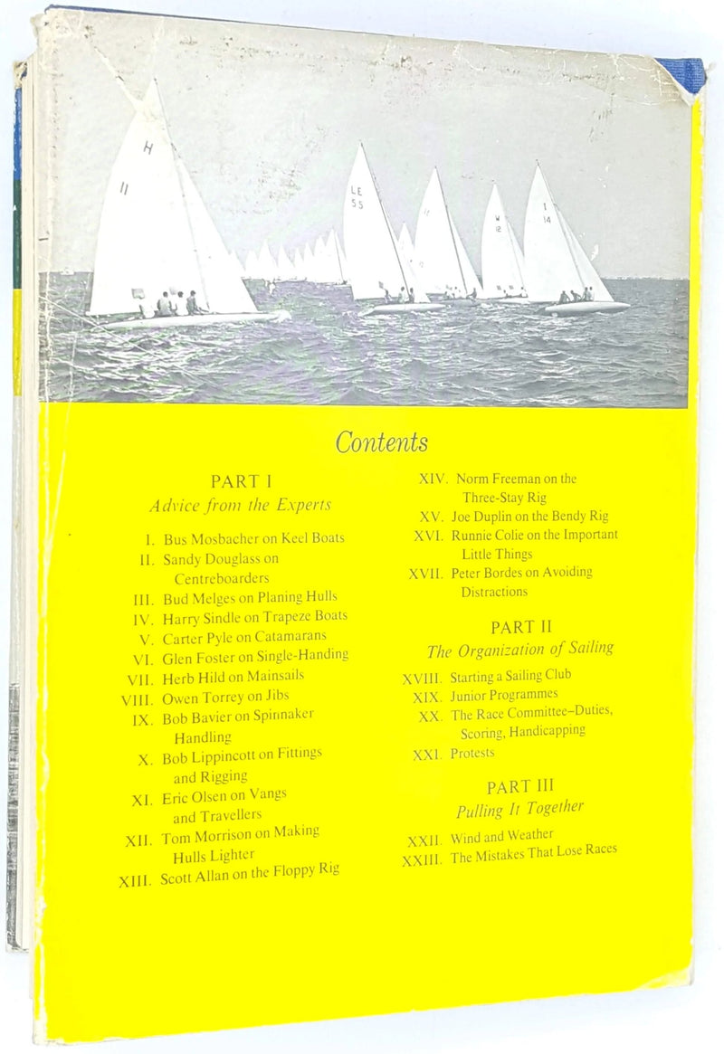 Bill Robinson's Book of Expert Sailing 1965