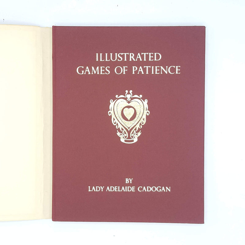 Illustrated Games of Patience by Lady Adelaide Cadogan