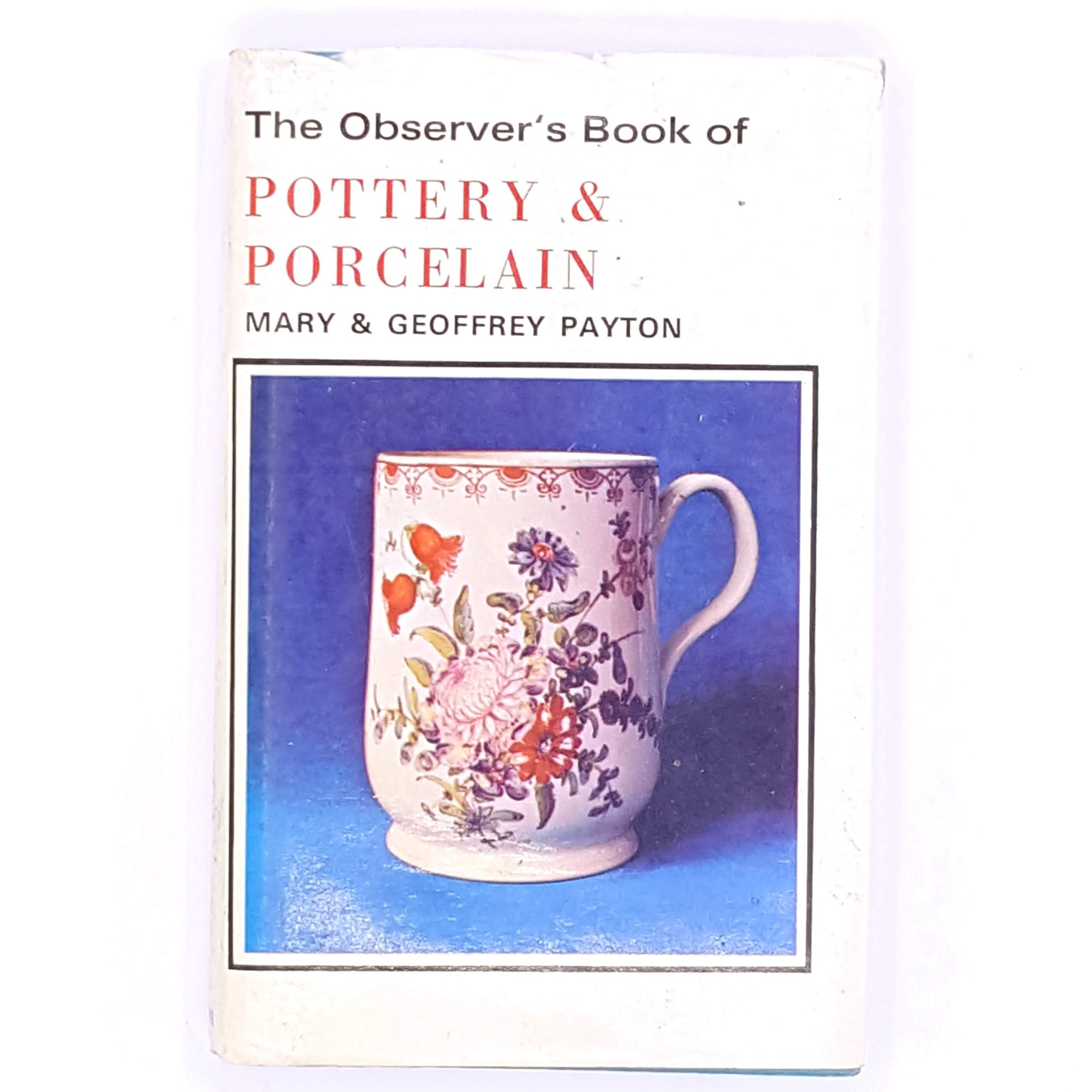 Pocket-Frederick-Warne-country-house-library-porcelain-Observer-Guide-Illustrated-Mary-payton-pottery-vintage-1973-decorative-Geoffrey-antique-old-Series-books-patterned-classic-thrift-