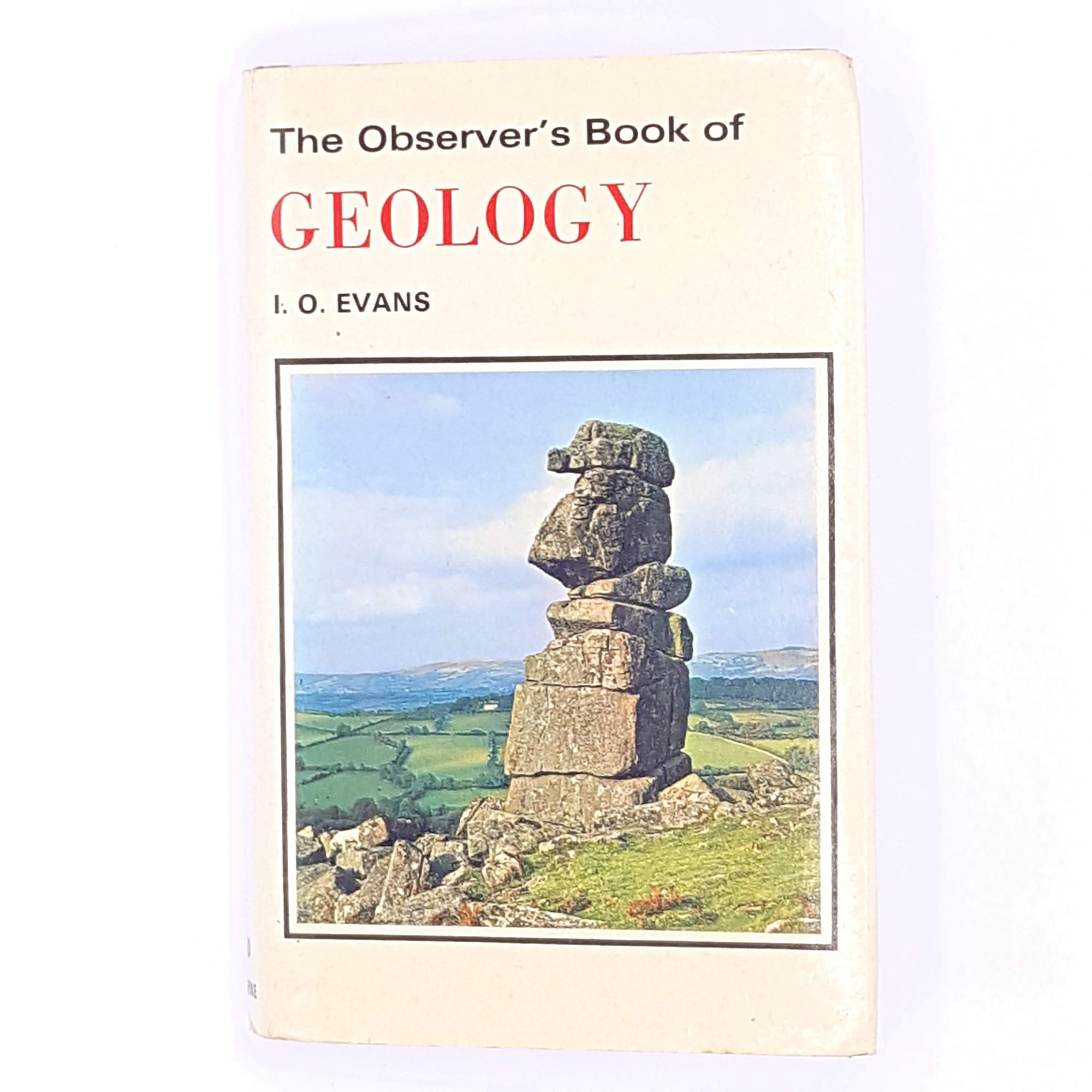 antique-country-house-library-pocket-patterned-geology-Observer-decorative-classic-Geography-Earth-vintage-books-I-O-Evans-series-thrift-old-guide-
