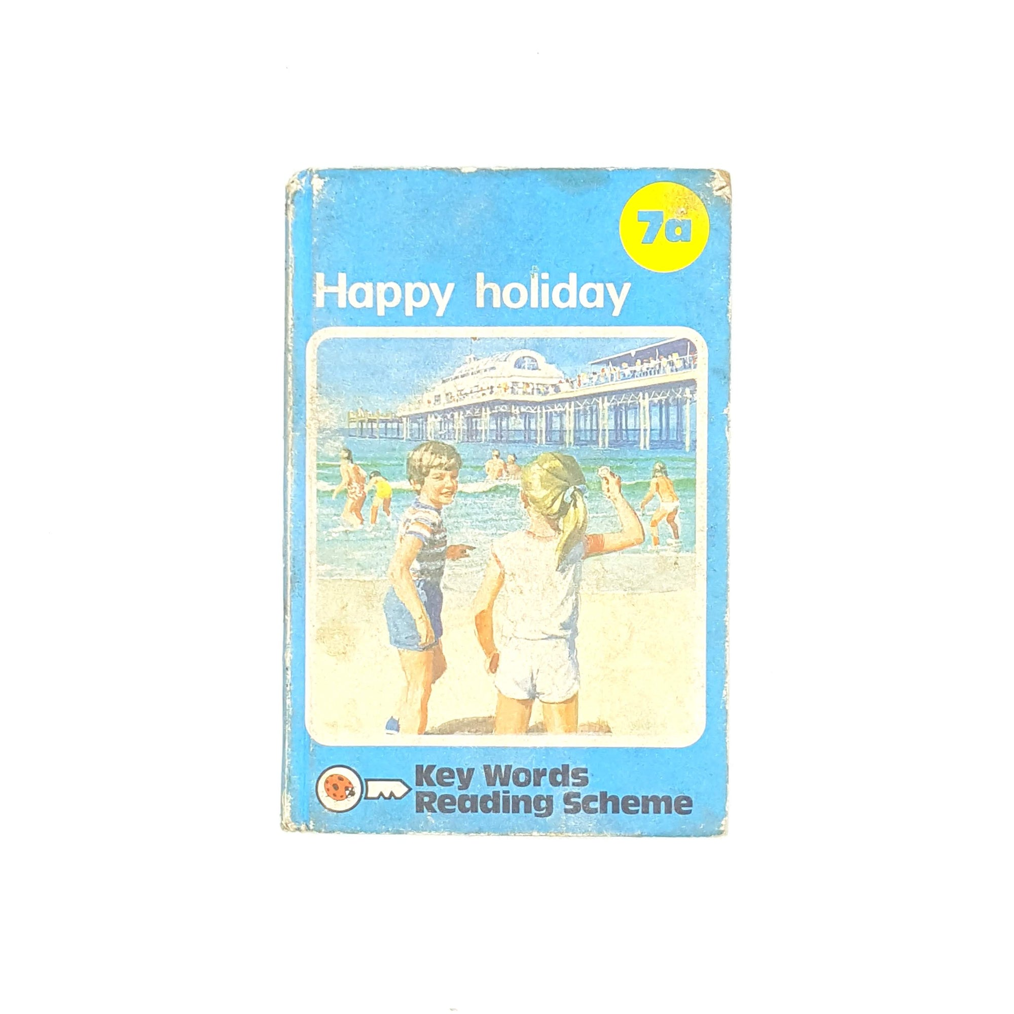 Ladybird: Happy holiday by  W. Murray