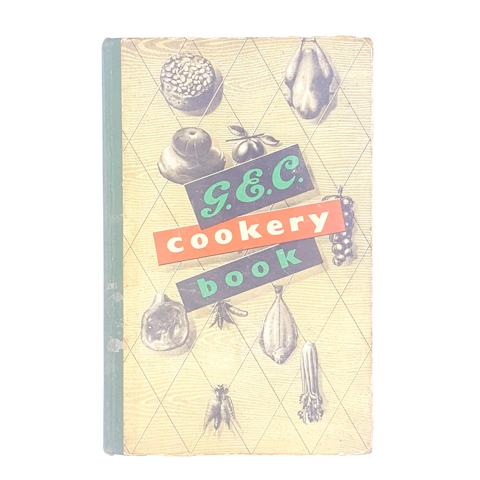 G.EC. Cookery Book by General Electric Company 1951