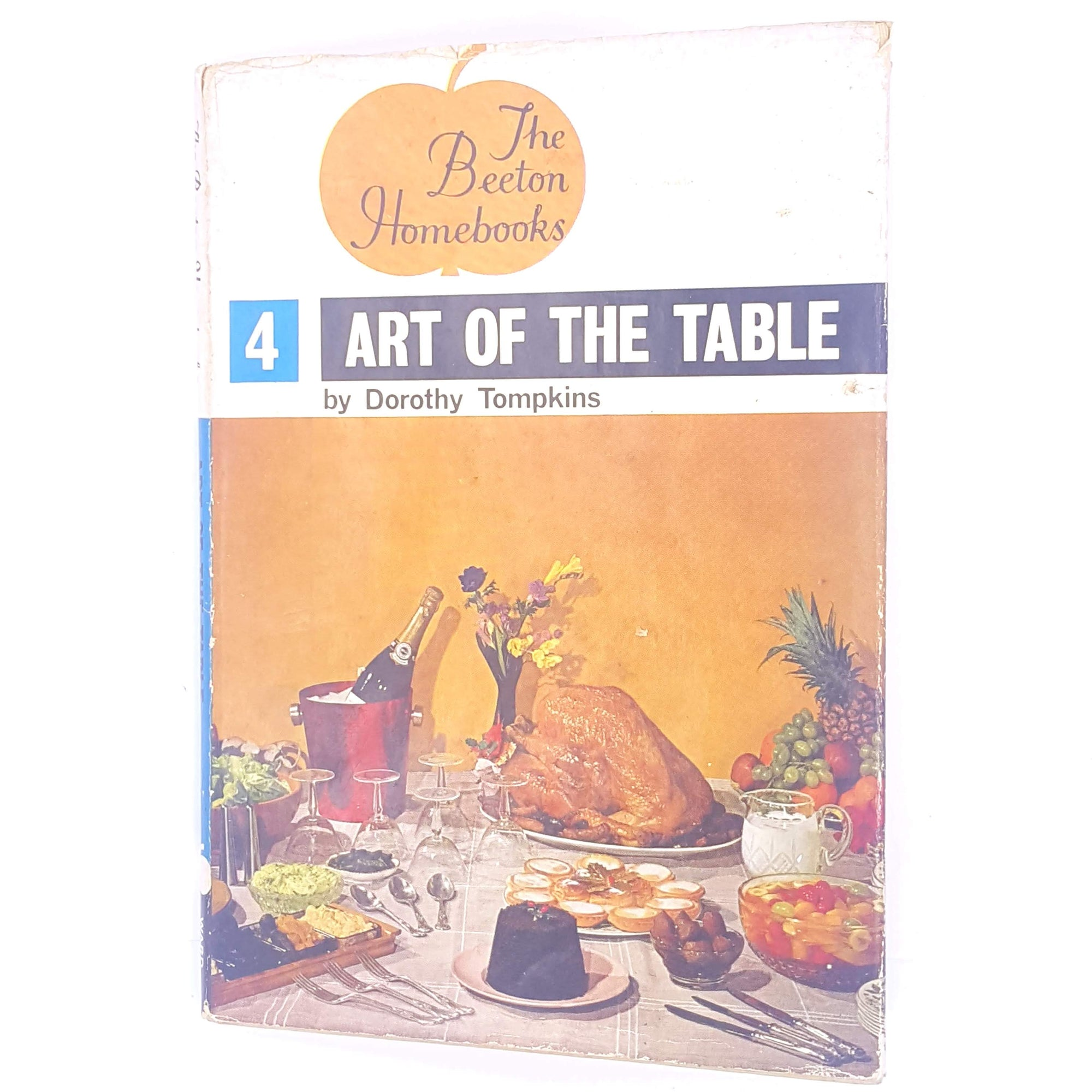 The Art of the Table 4 by Dorothy Tompkins 1963