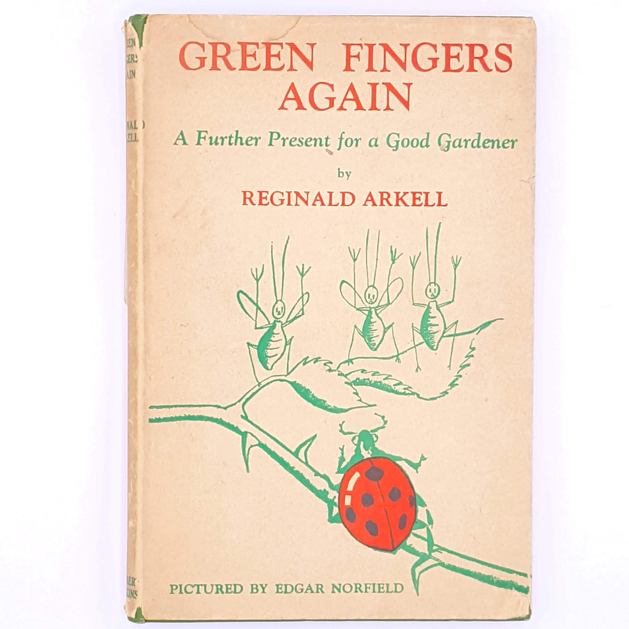 Green Fingers Again, Reginald Arkell, 1948