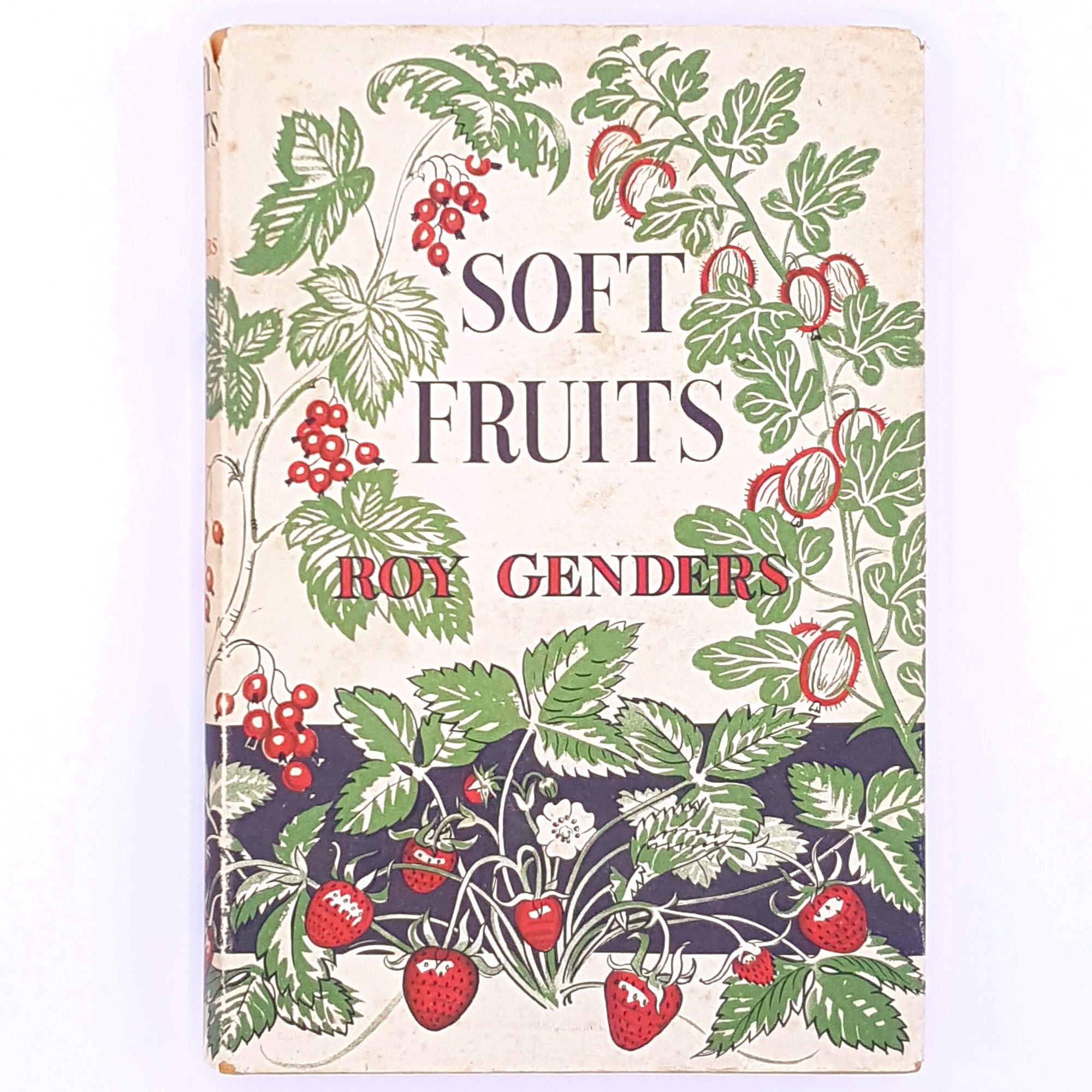 Soft Fruits Roy Genders Garden Book Club