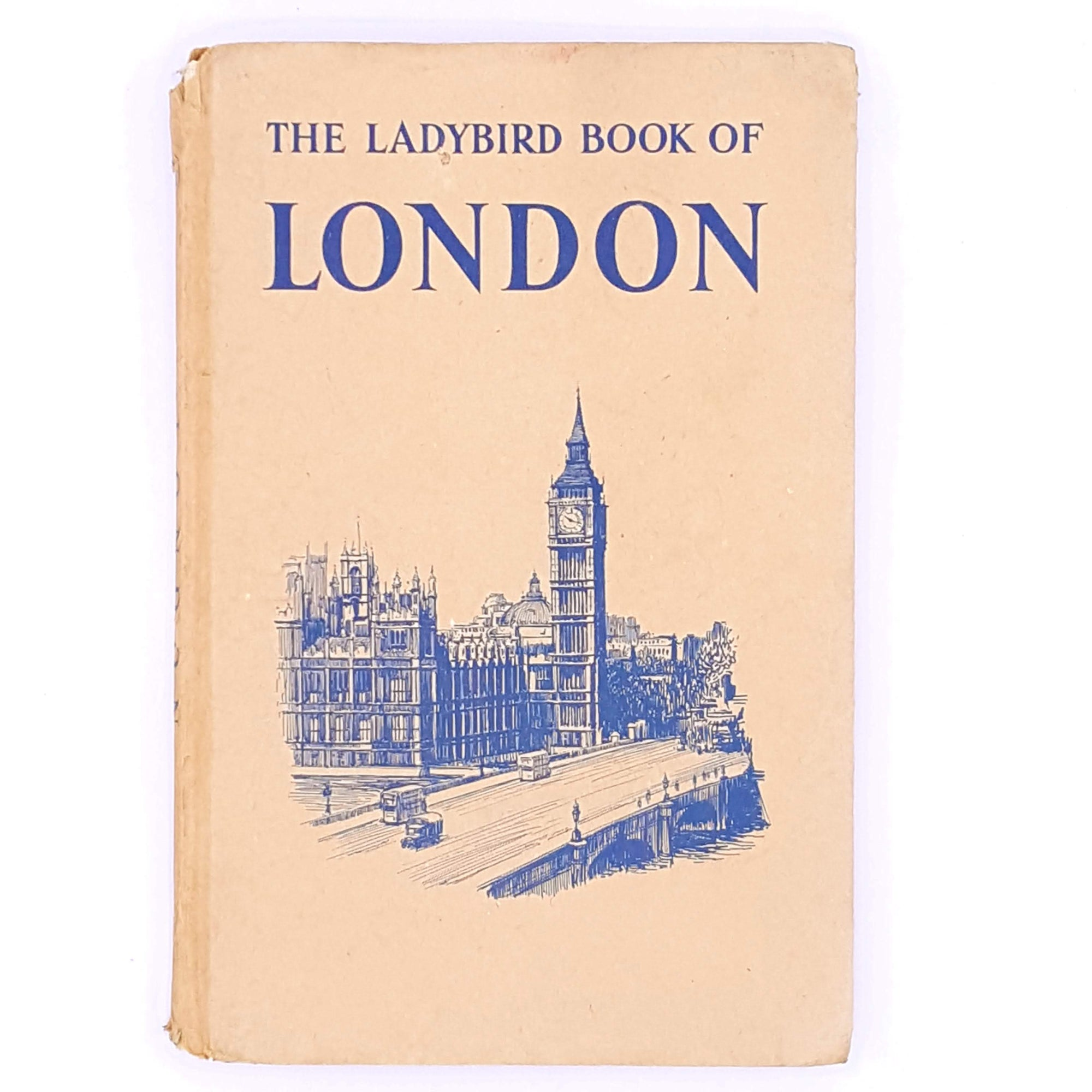 The Ladybird Book of London 1961