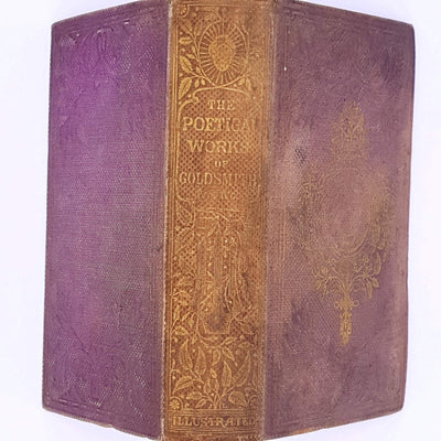 The Poetical Works of Oliver Goldsmith 1861