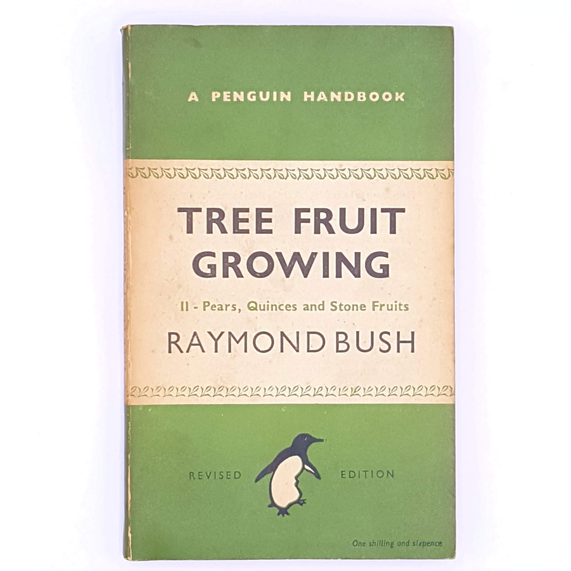Penguin, Tree Fruit Growing, Raymond Bush, 1949