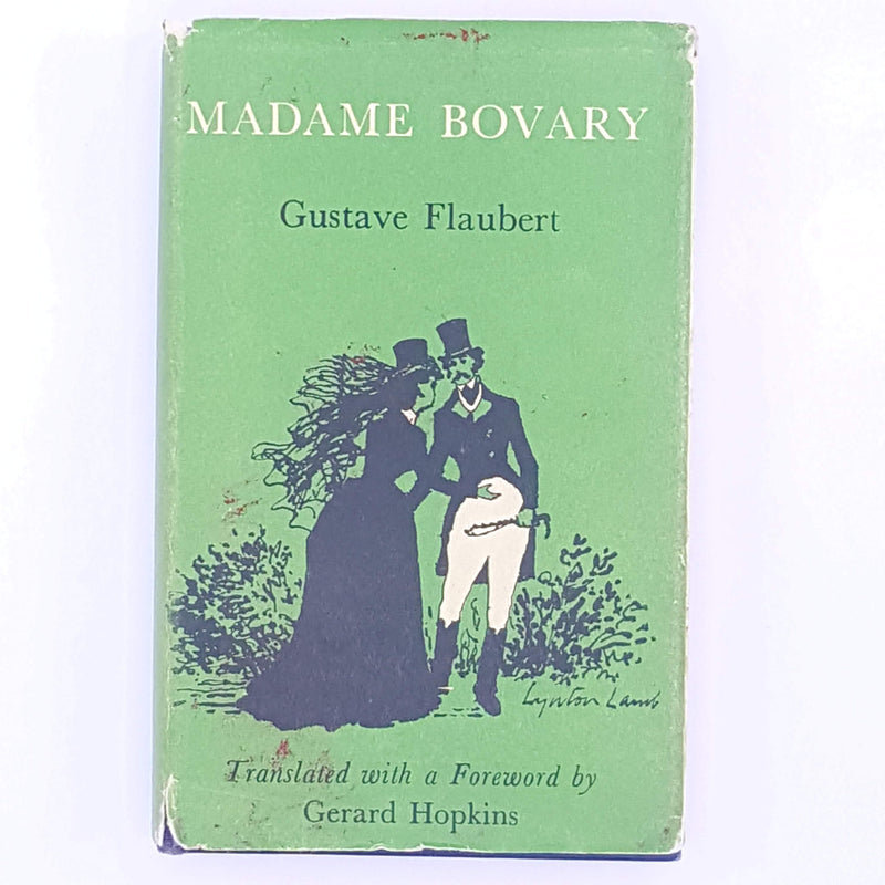 Madame Bovary, Gustave Flaubert, 1959