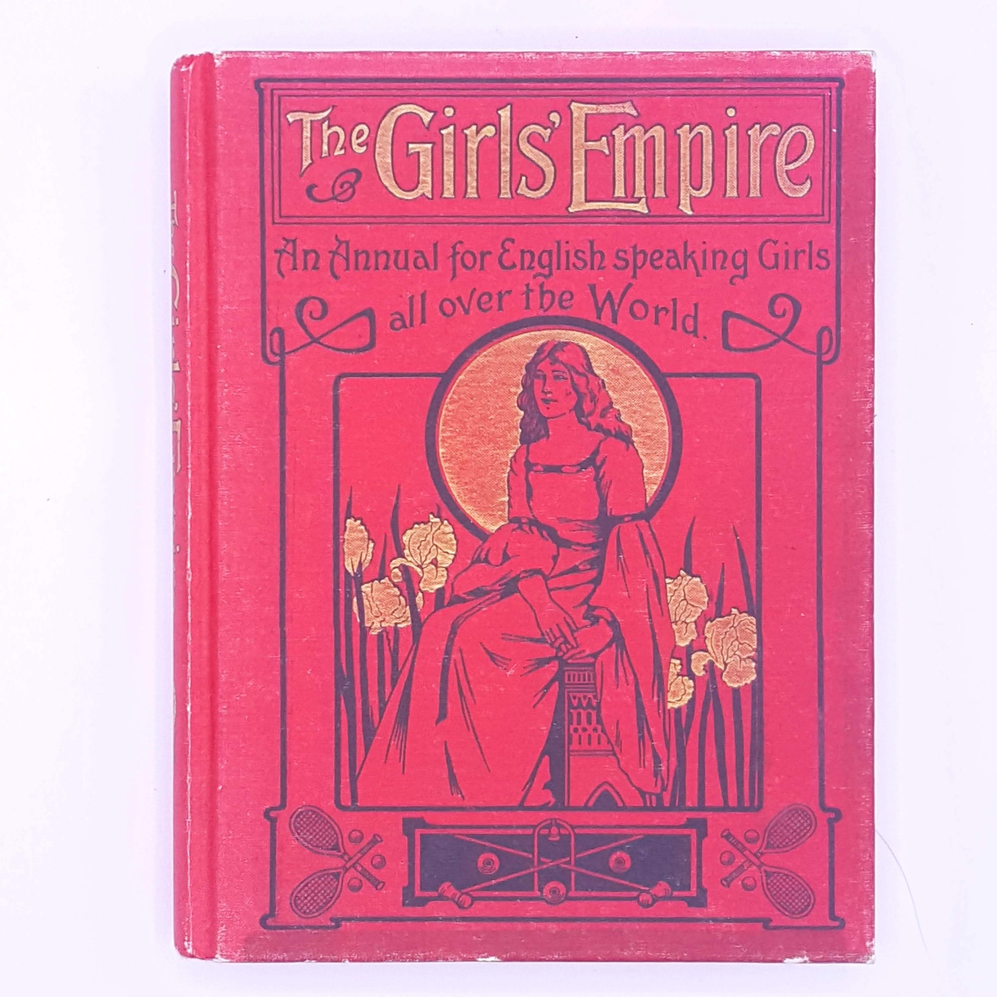 antique-history-classic-books-Christmas-vintage-patterned-the-girls-empire-country-house-library-feminism-for-her-women-old-thrift-christmas-gifts-decorative