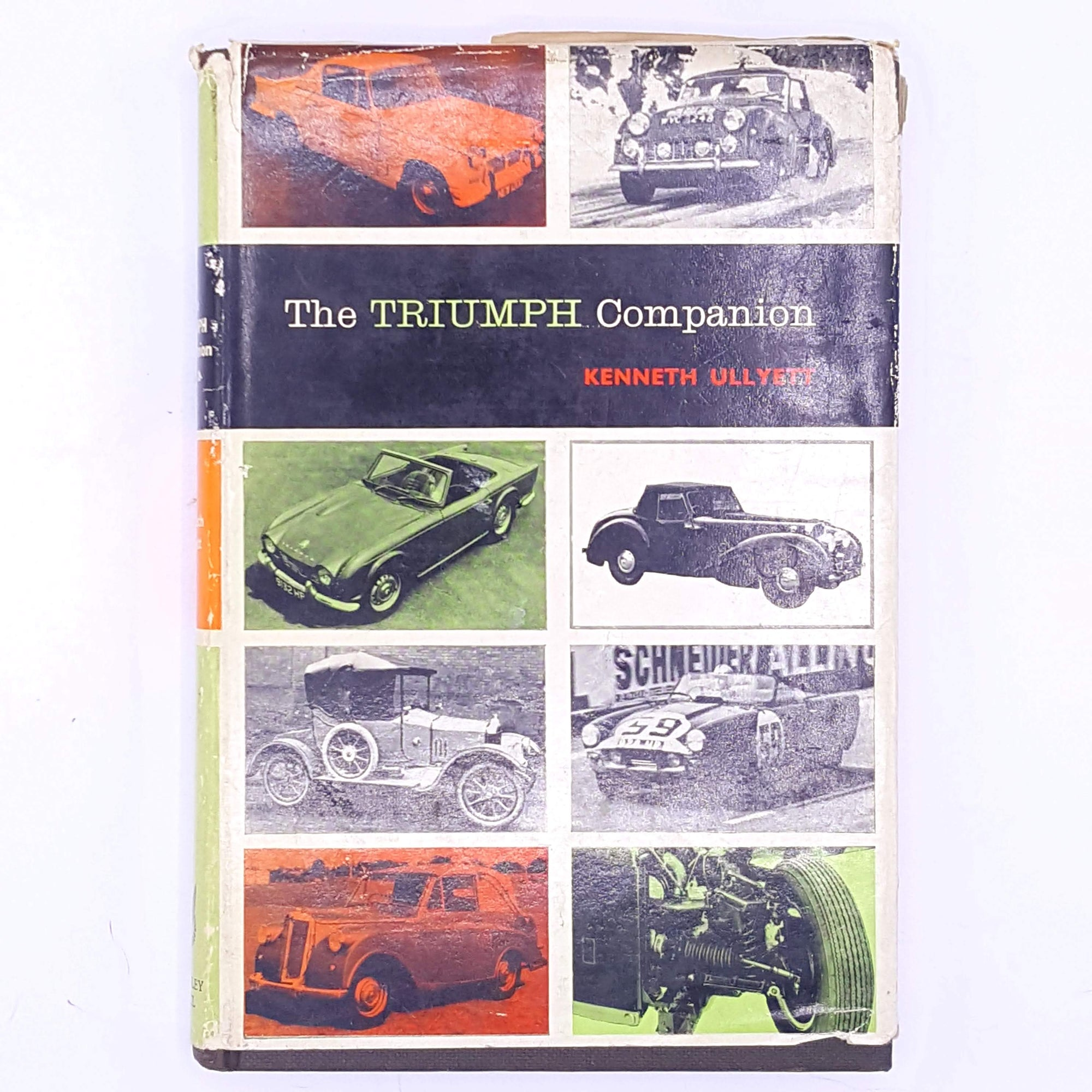 classic-cars-thrift-antique-triumph-for-him-cars-for-sports-fans-books-christmas-gifts-classic-old-the-triumph-companion- country-house-library-sport-decorative-patterned-vintage-vintage-cars-