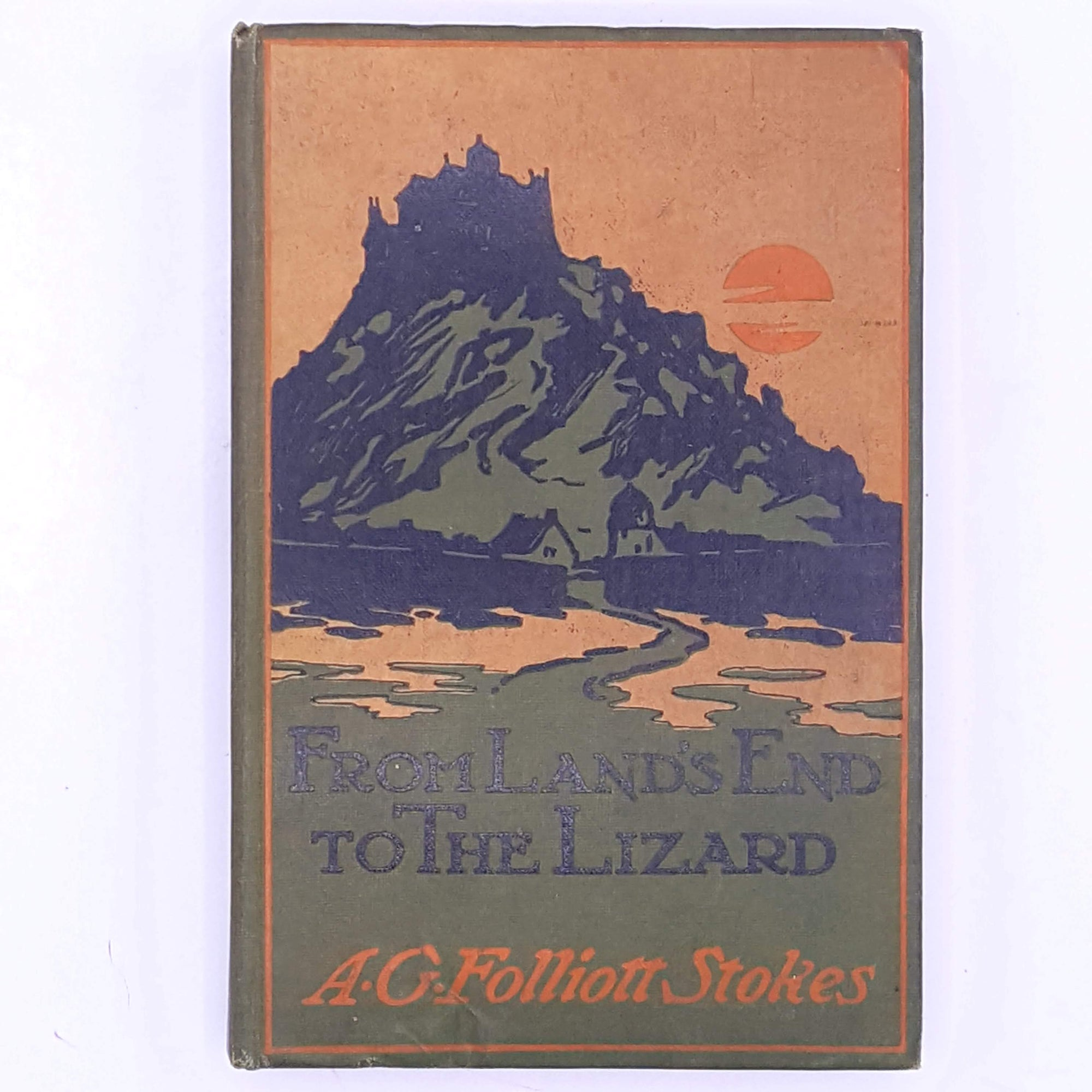 From Land's End To The Lizard, A.G. Folliott Stokes, 1909