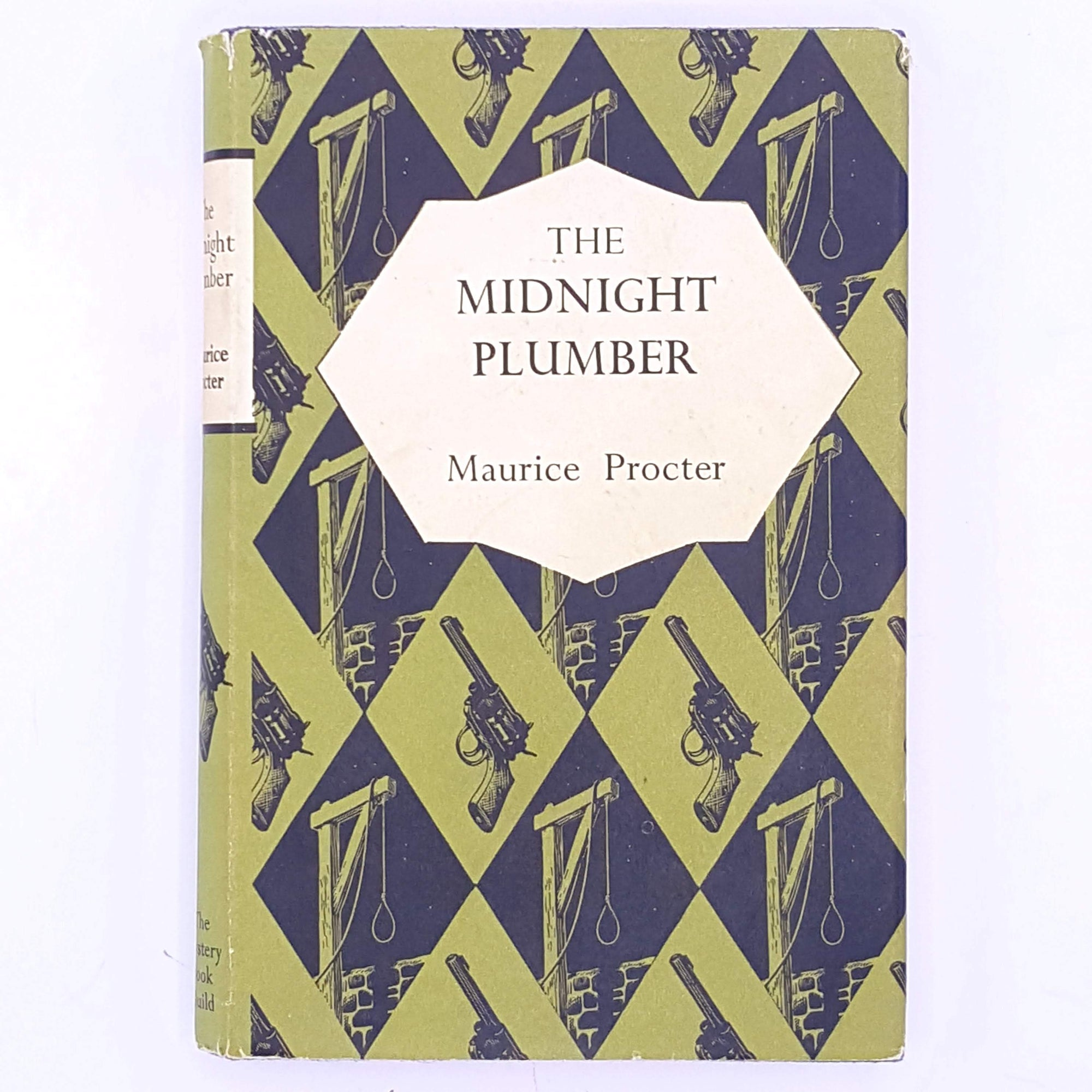 The Midnight Plumber, Maurice Procter, 1958