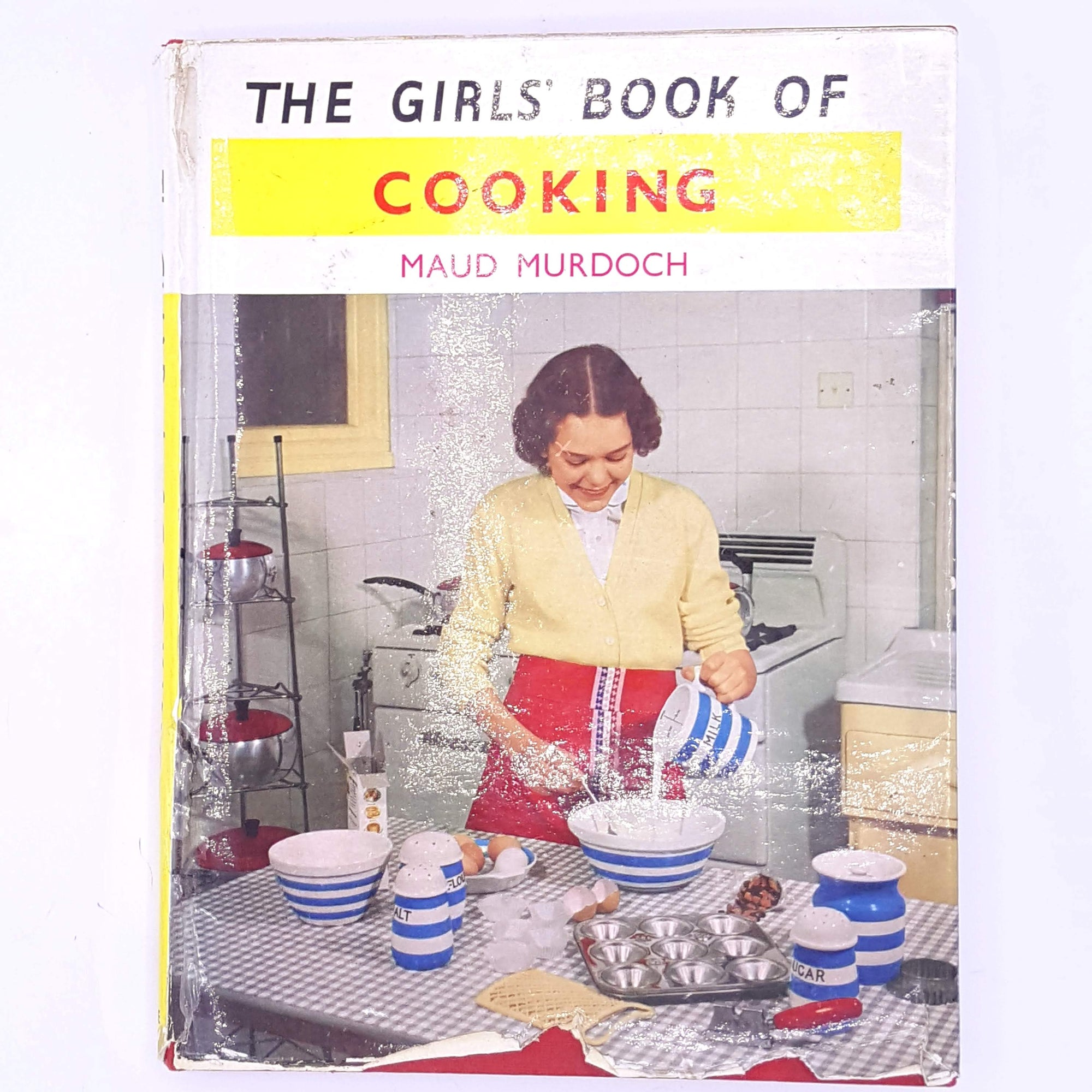 The Girls Book Of Cooking, Maud Murdoch