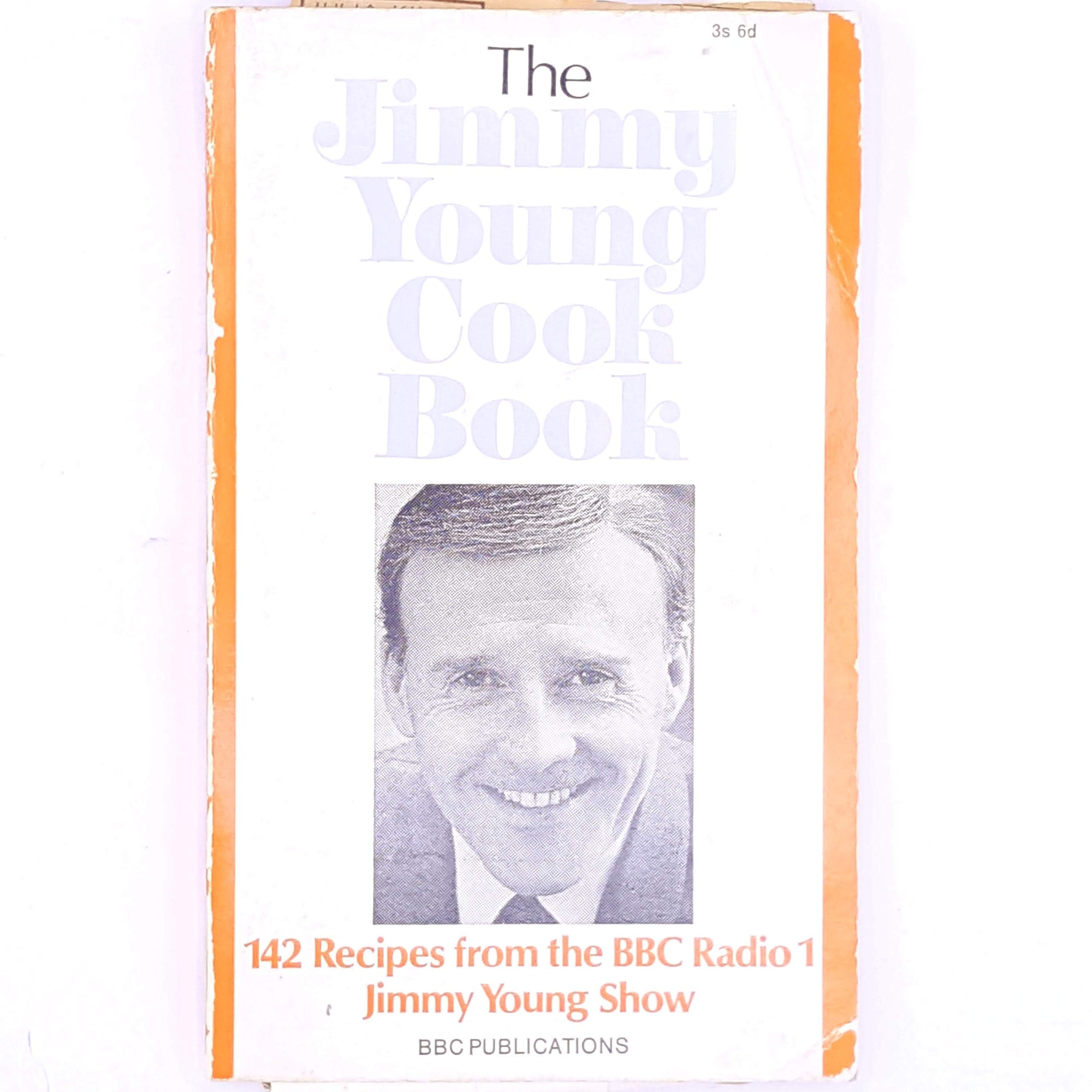 The Jimmy Young Cook Book BBC publications