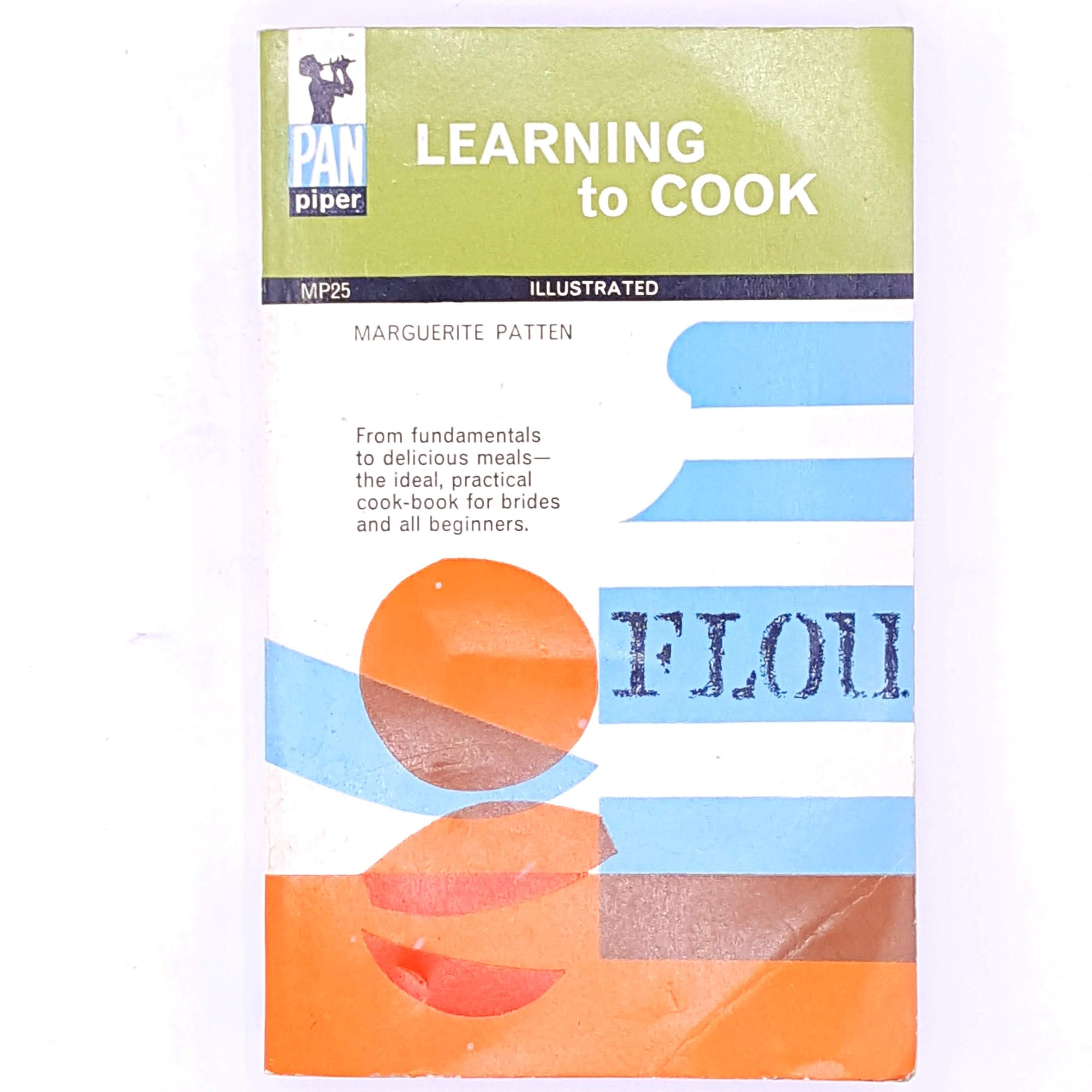 Learning to cook, Marguerite Patten. 1963