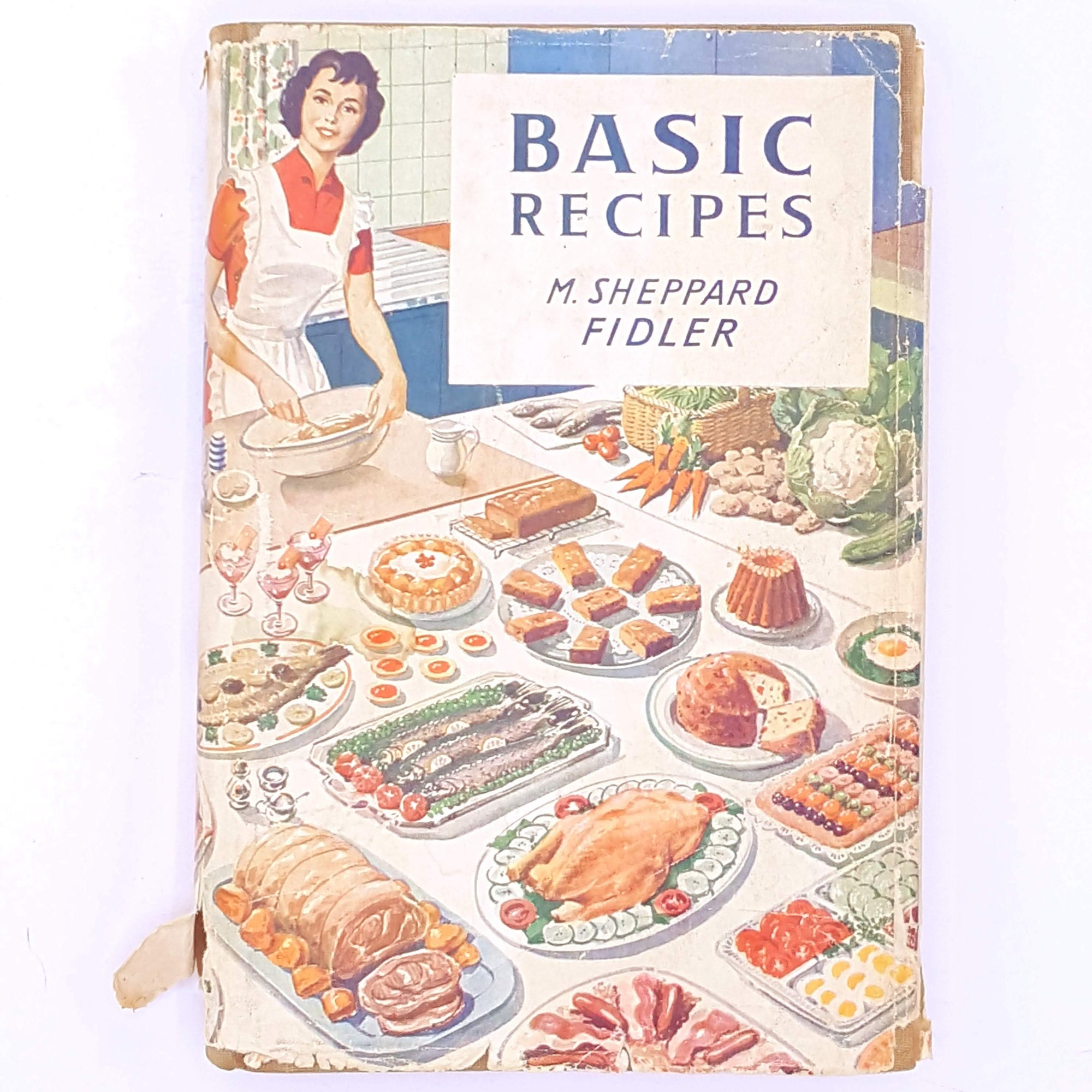 Basic Recipes, M.Sheppard Fidler
