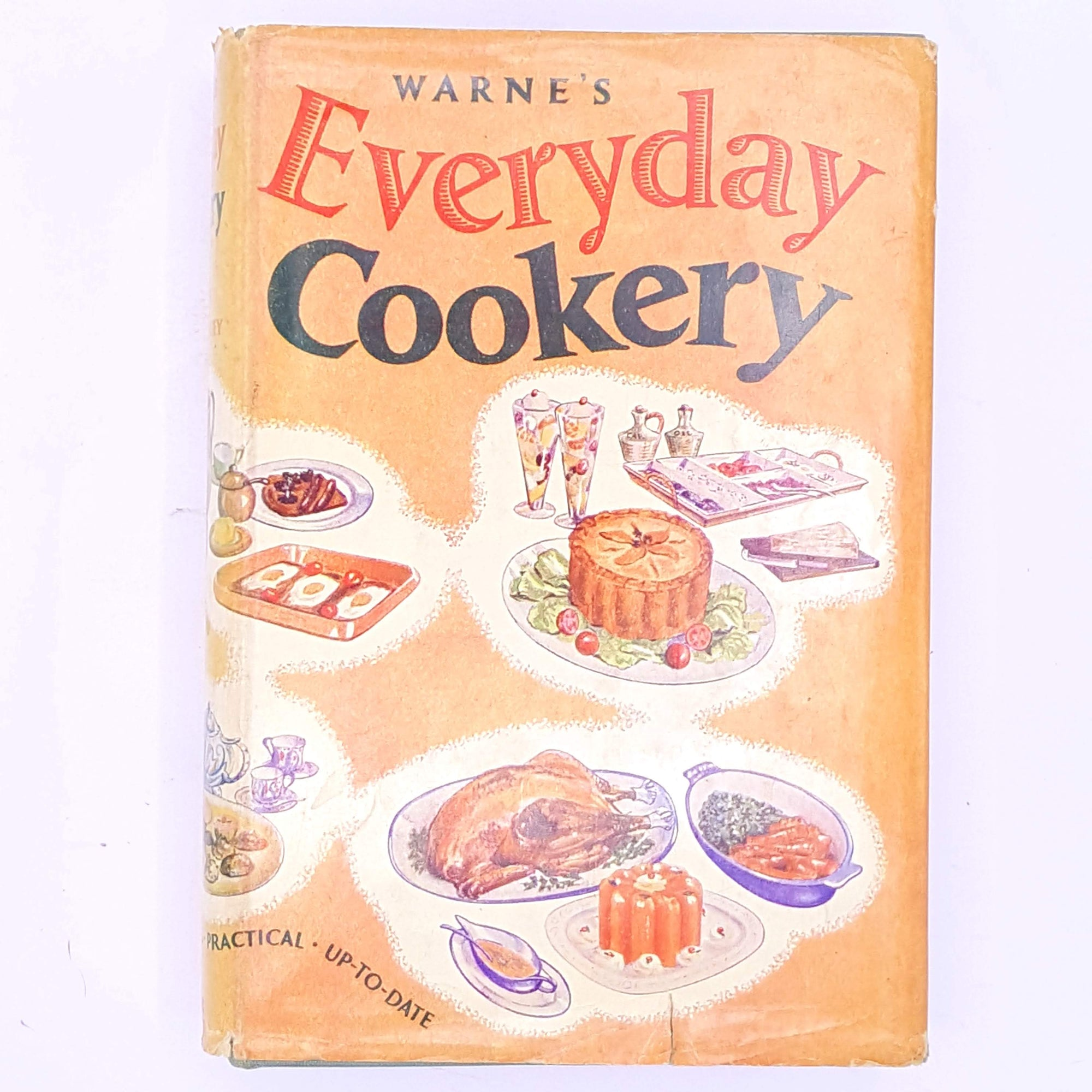 Warne's Everyday Cookery, Mrs C.C Prior & Mrs Mabel Wijey
