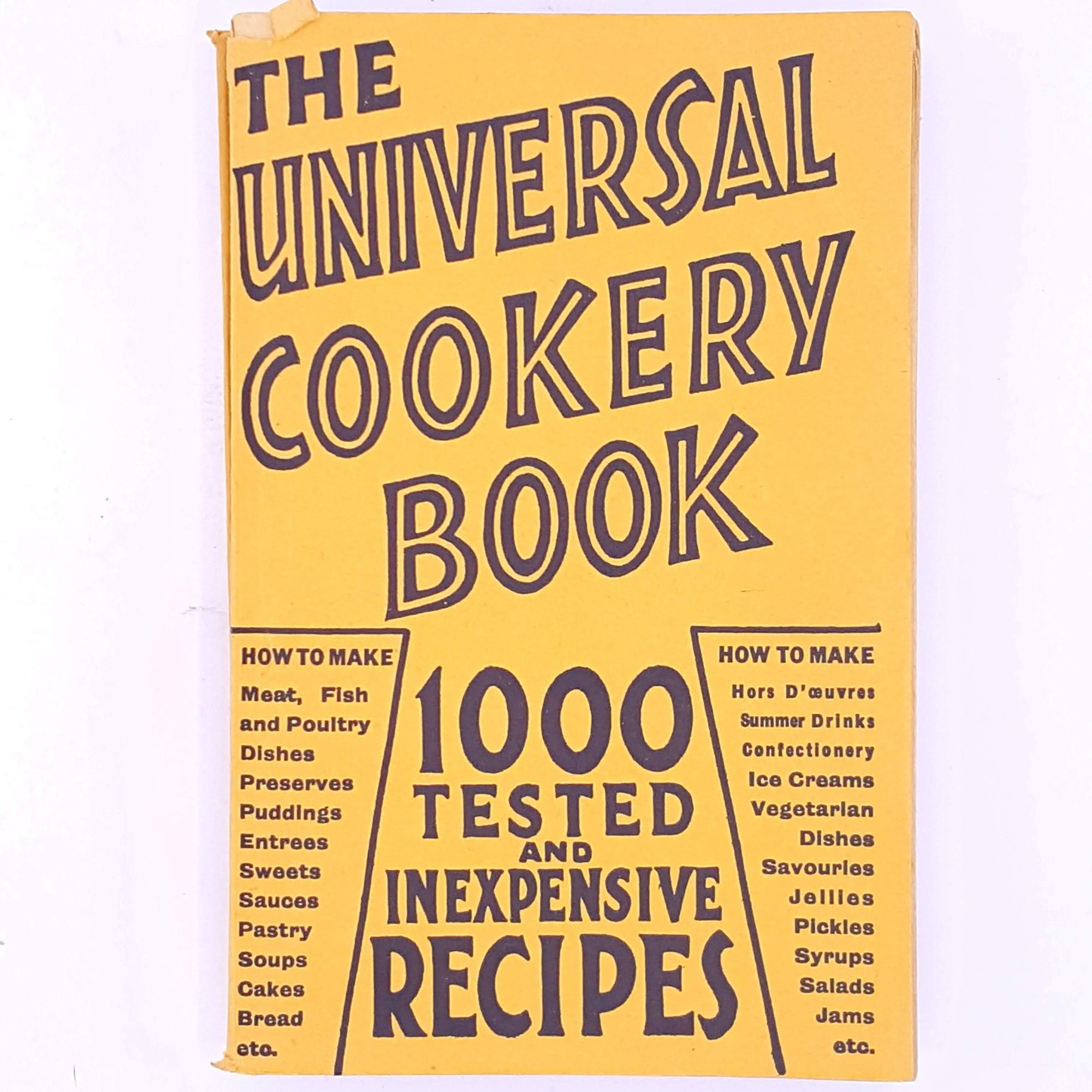 antique-christmas gifts-The-Universal-Cookery-Book-recipes-cooking-books-decorative-thrift-country-house-library-old-patterned-baking-vintage-for-foodies-cookbooks-classic-