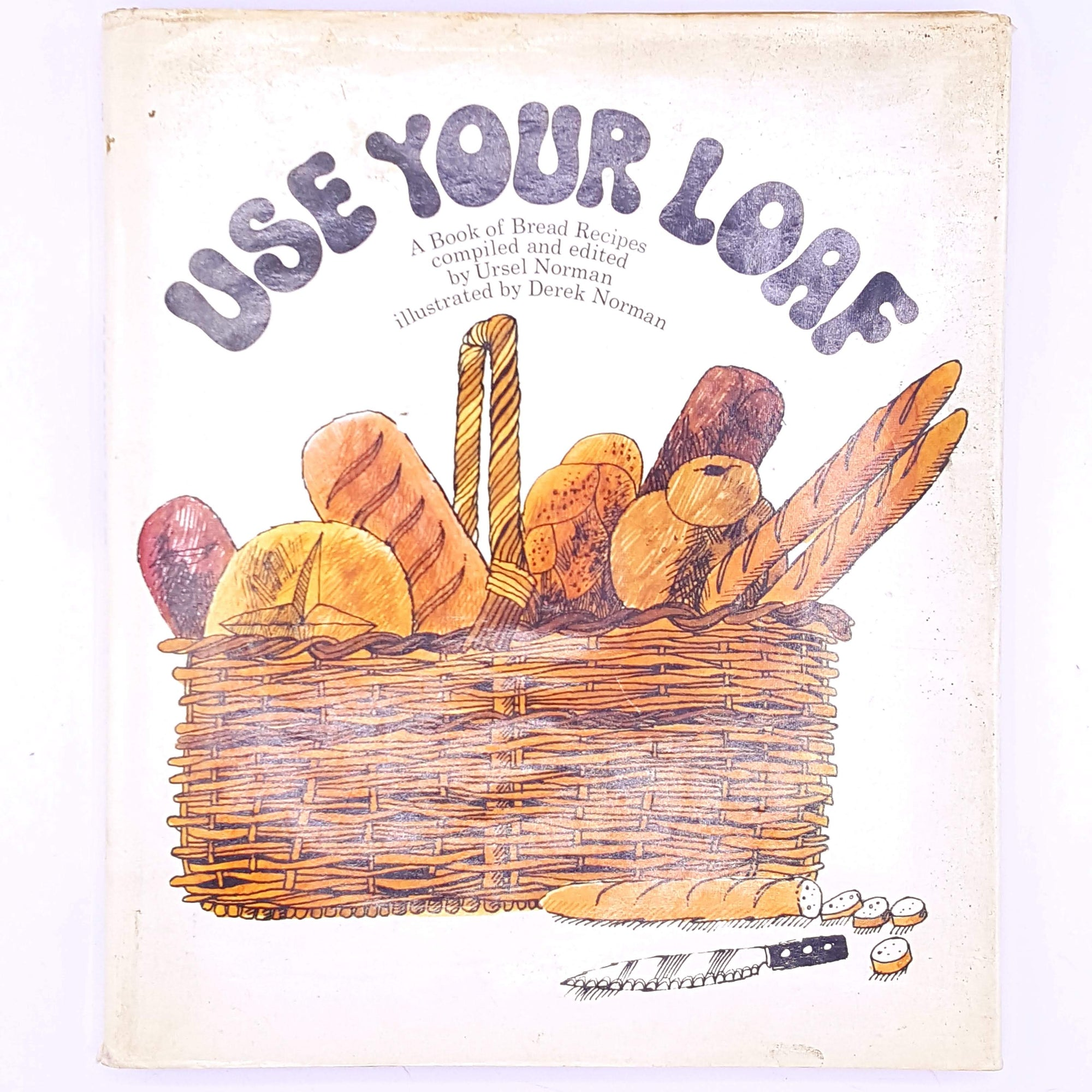 Use Your Loaf, Ursel Norman 1974
