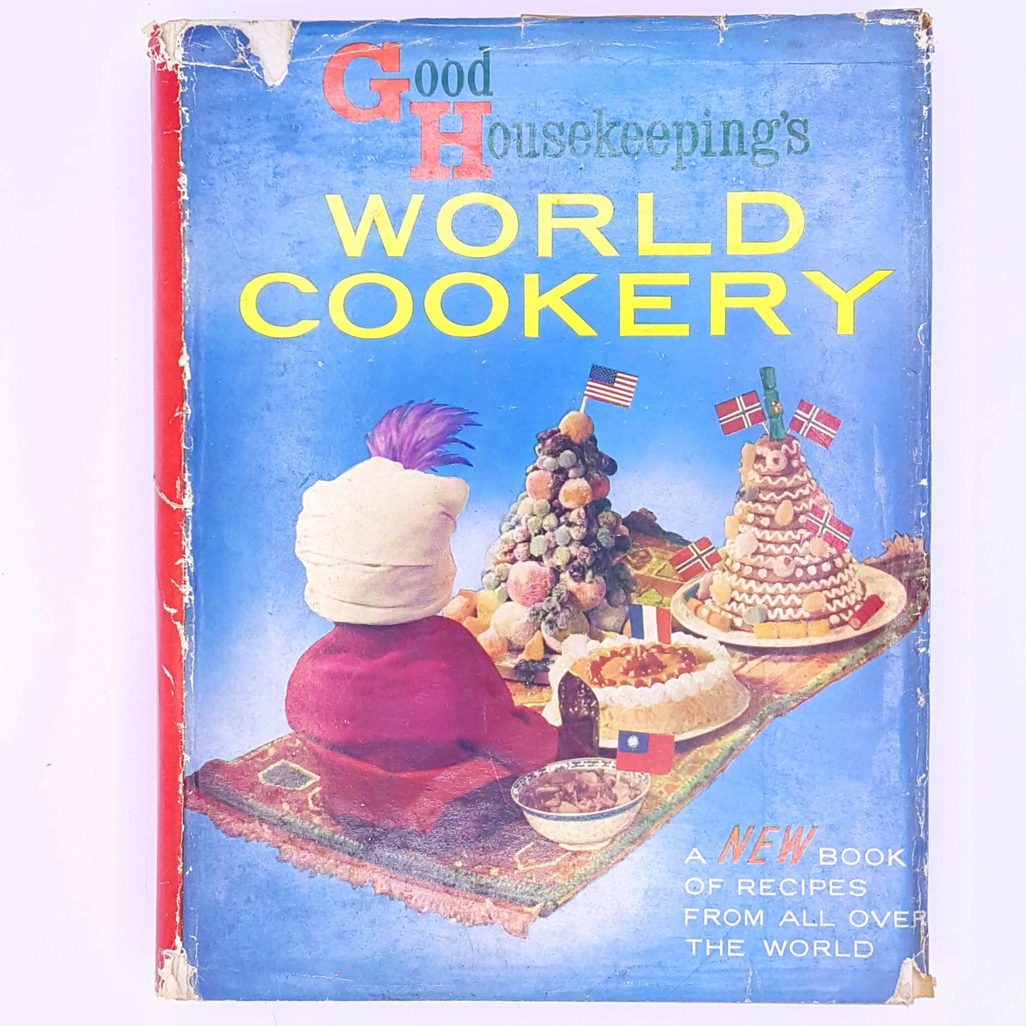 Good Housekeeping's World Cookery