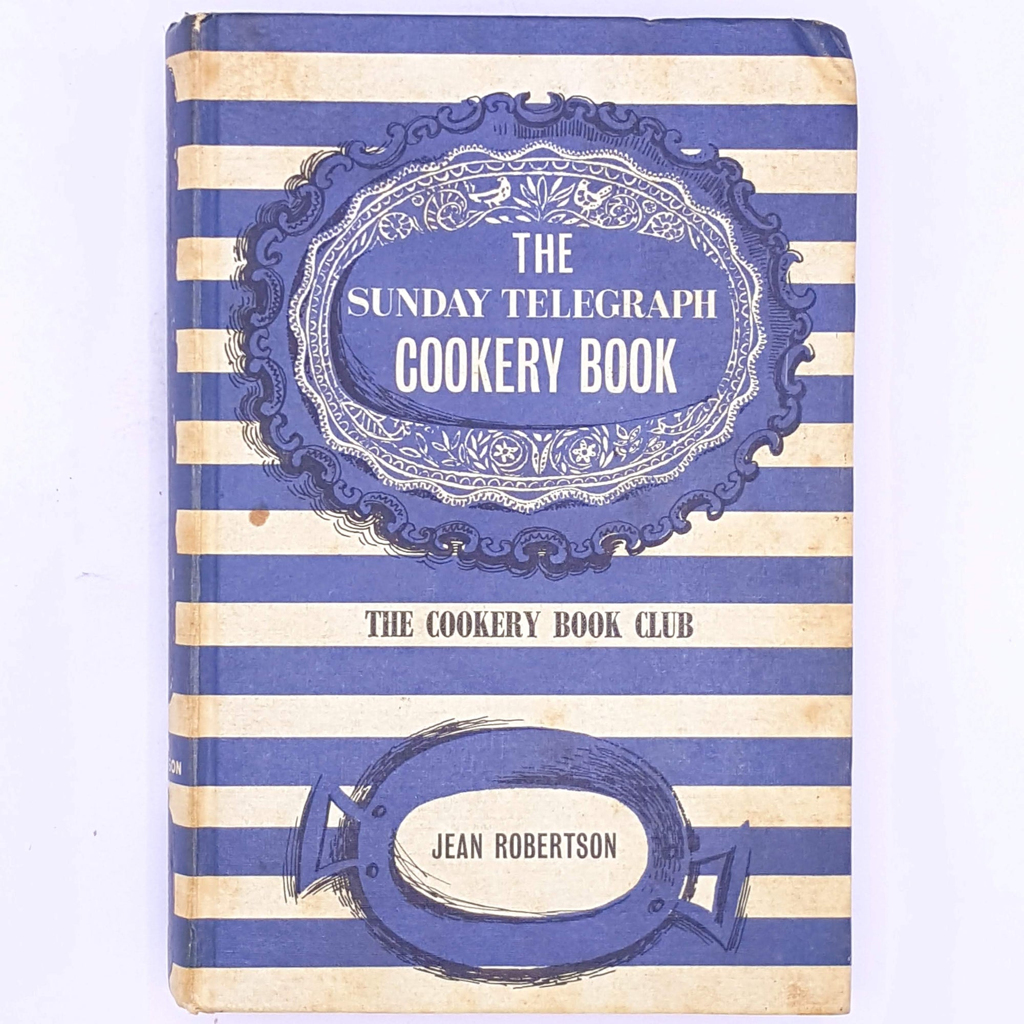 The Sunday Telegraph Cookery Book, Jean Robertson