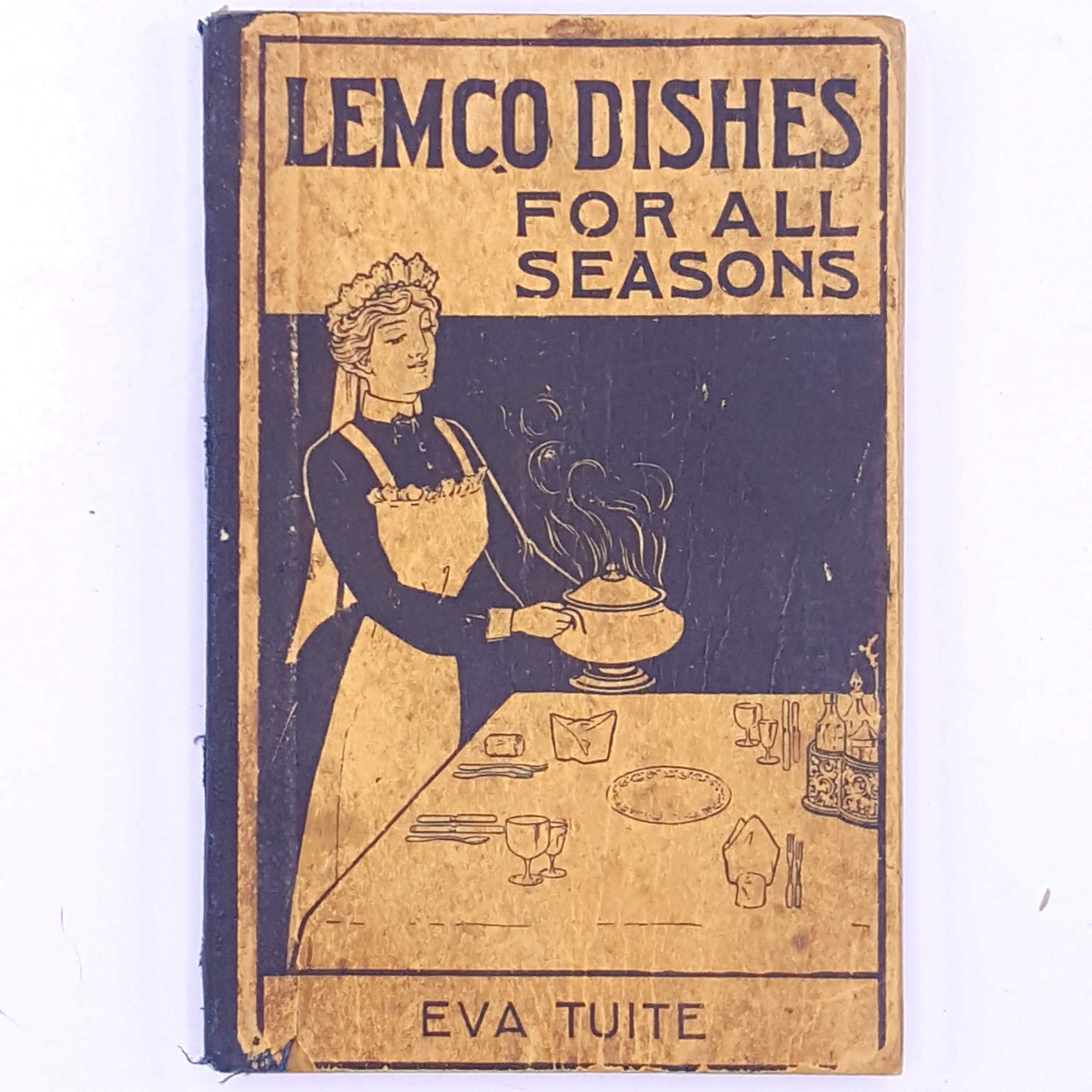 Lemco Dishes For All Seasons, Eva Tuite