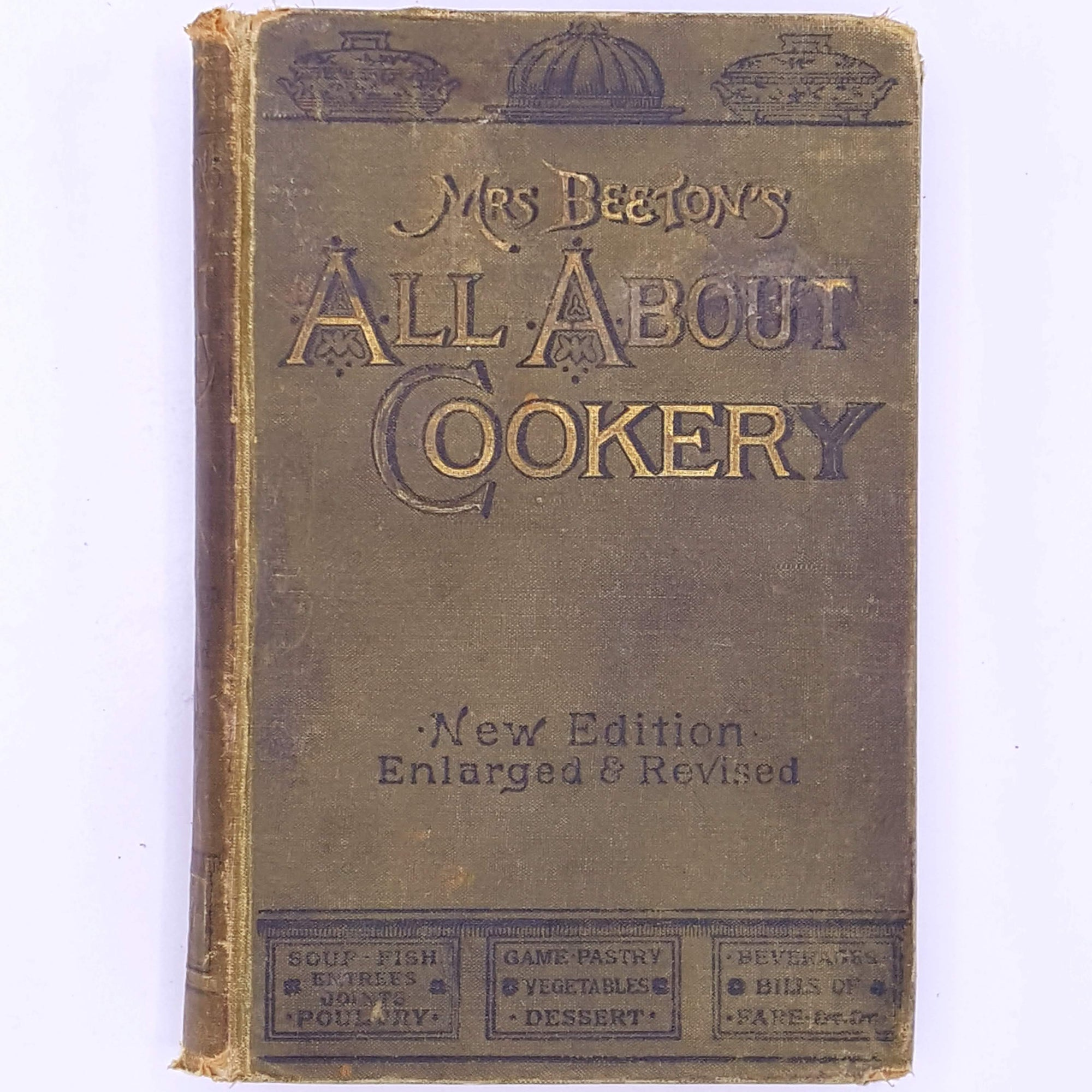 Mrs Beeton All About Cookery