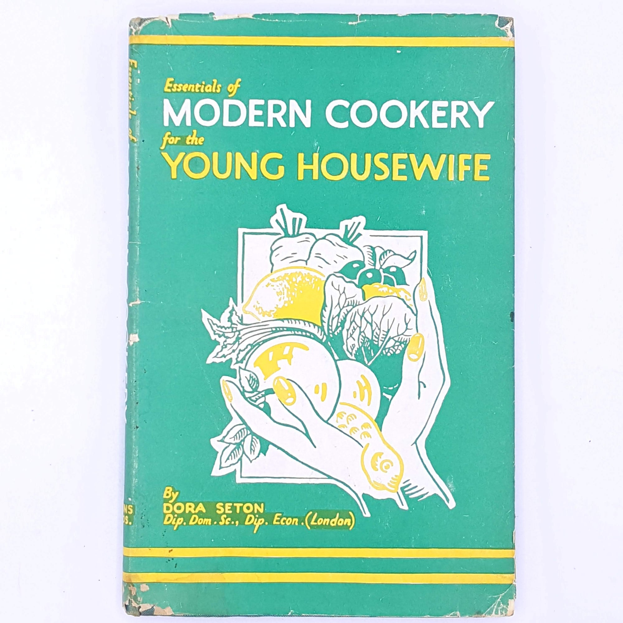 Essentials of Modern Cookery for the Young Housewife