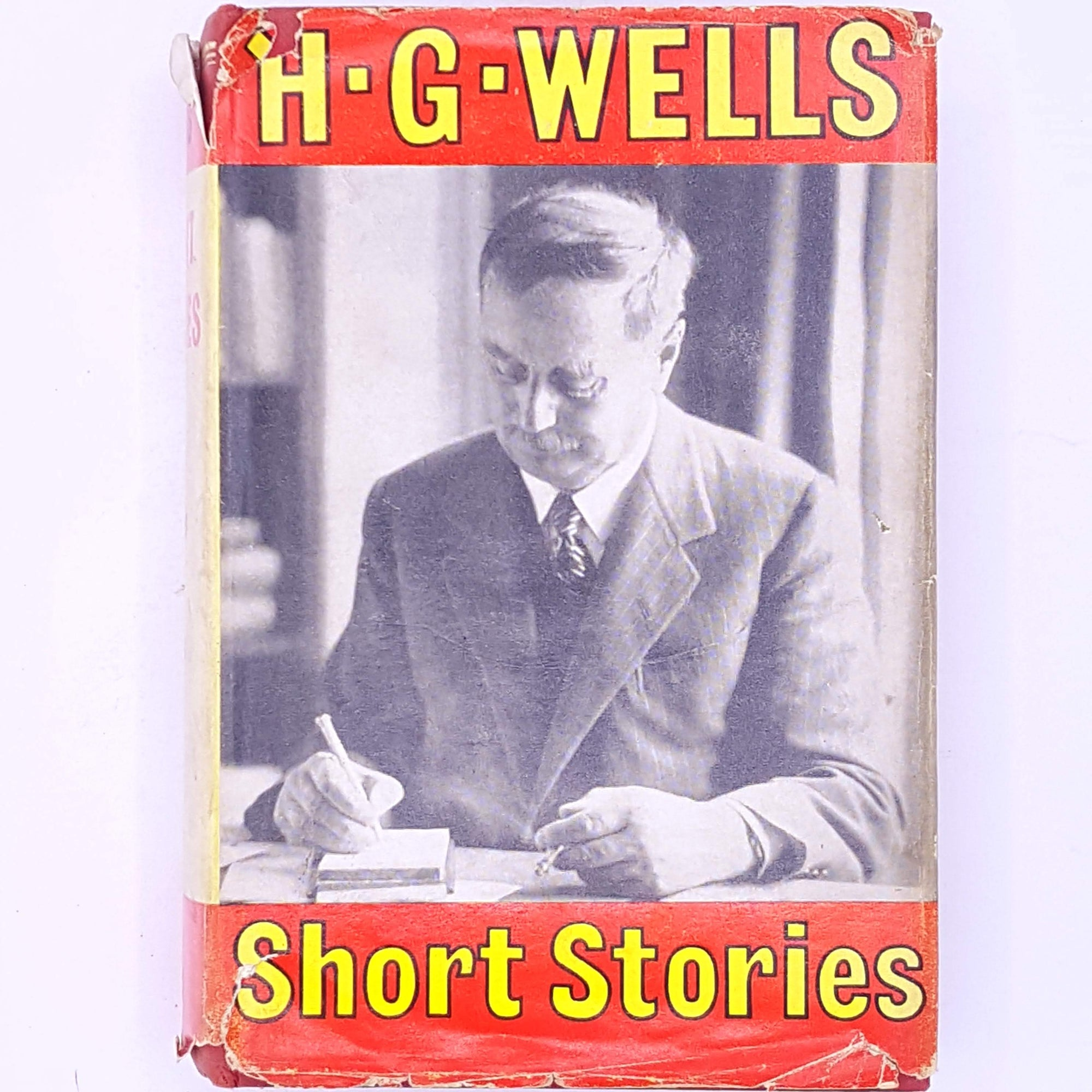 patterned-decorative-H.G.Wells-short-stories-country-house-library-thrift-old-books-poetry-antique-classic-poems-vintage-