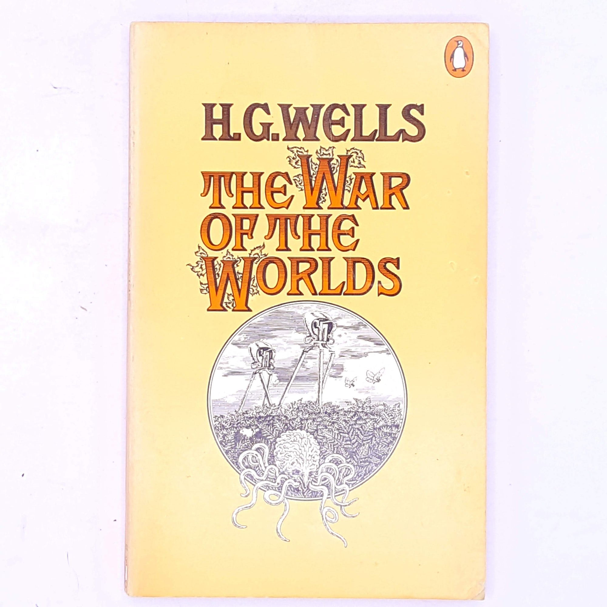 H.G. Wells, The War of the Worlds, Penguin 1969