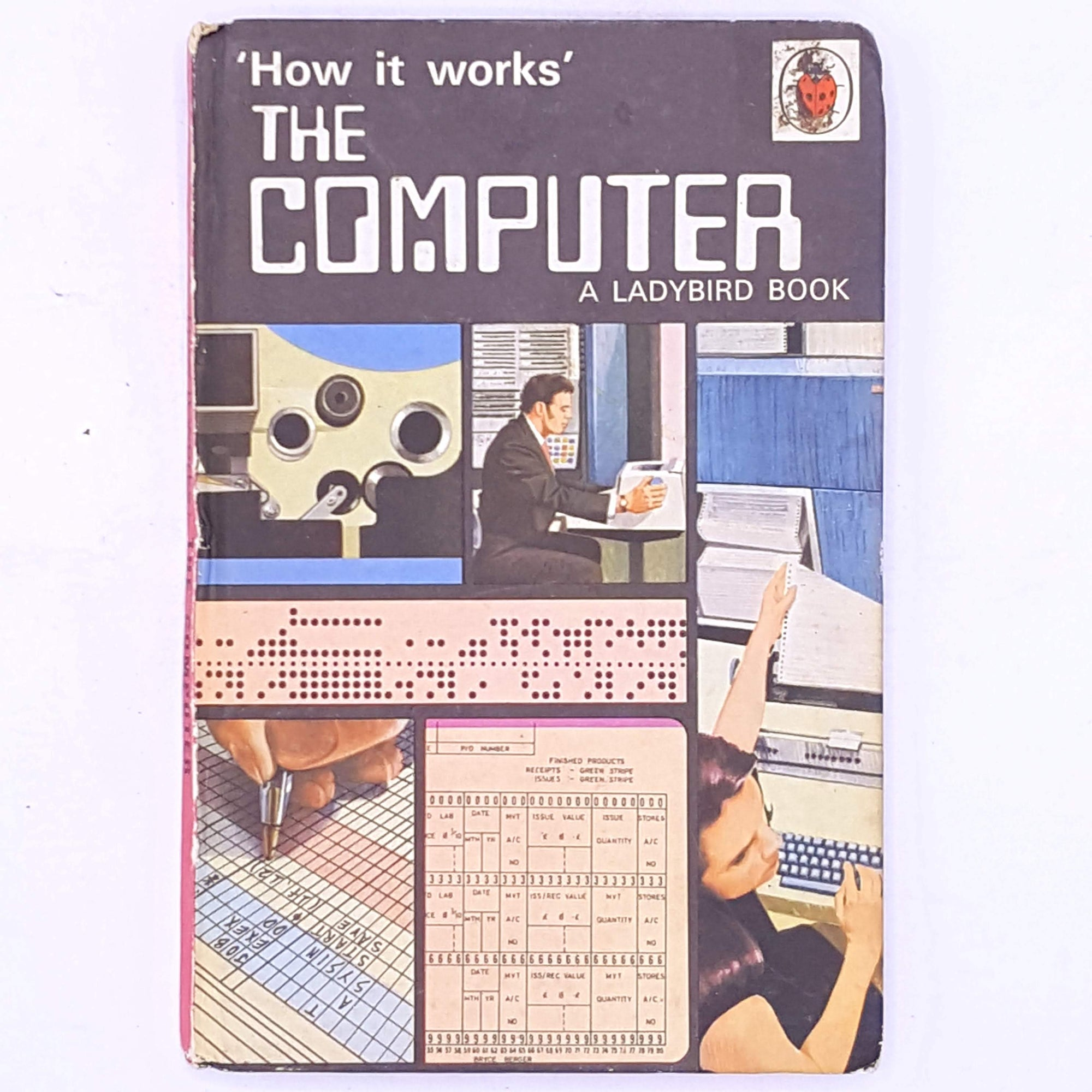How It Works... The Computer, Ladybird 654.