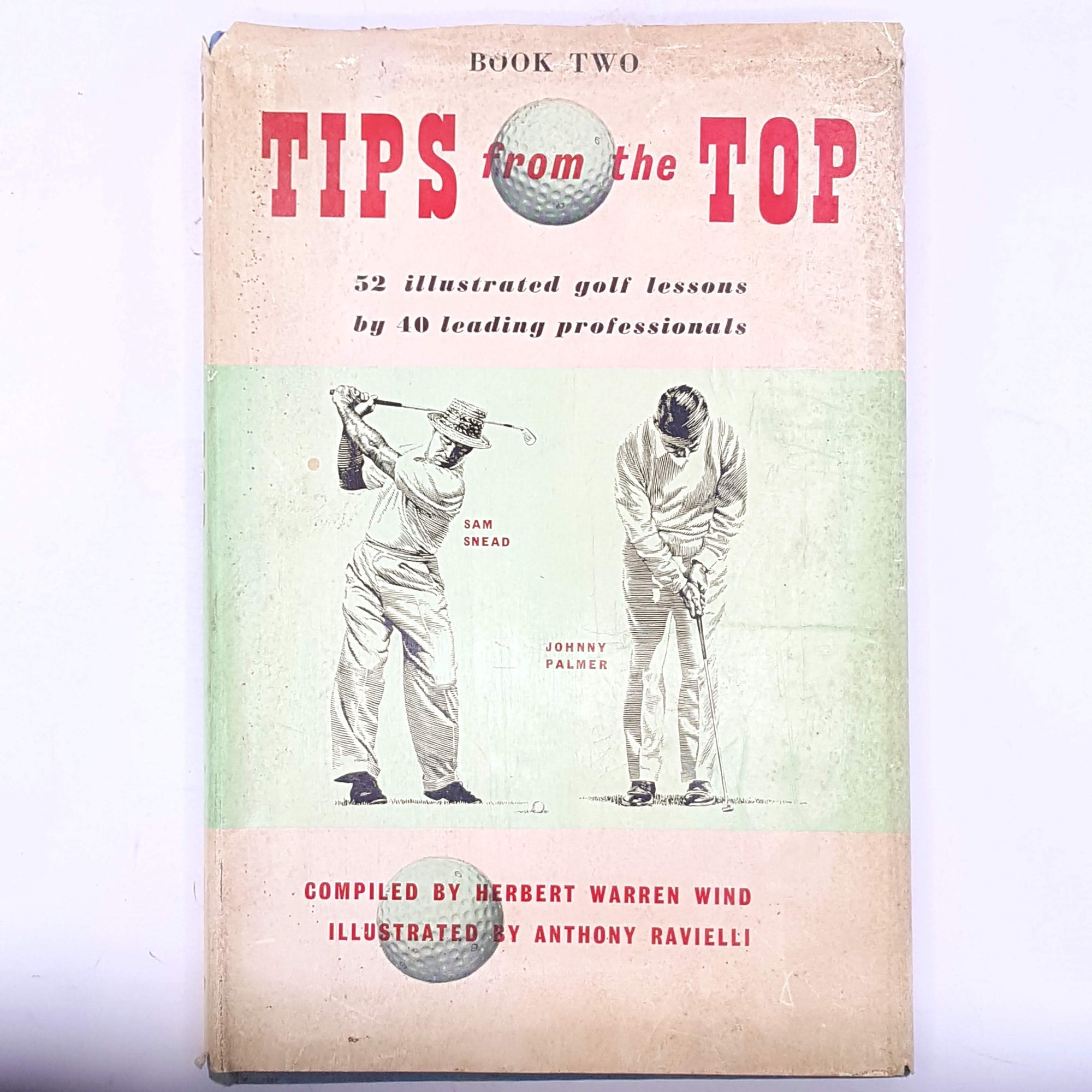 Tips From The Top by Herbert Warren Wind - Book Two