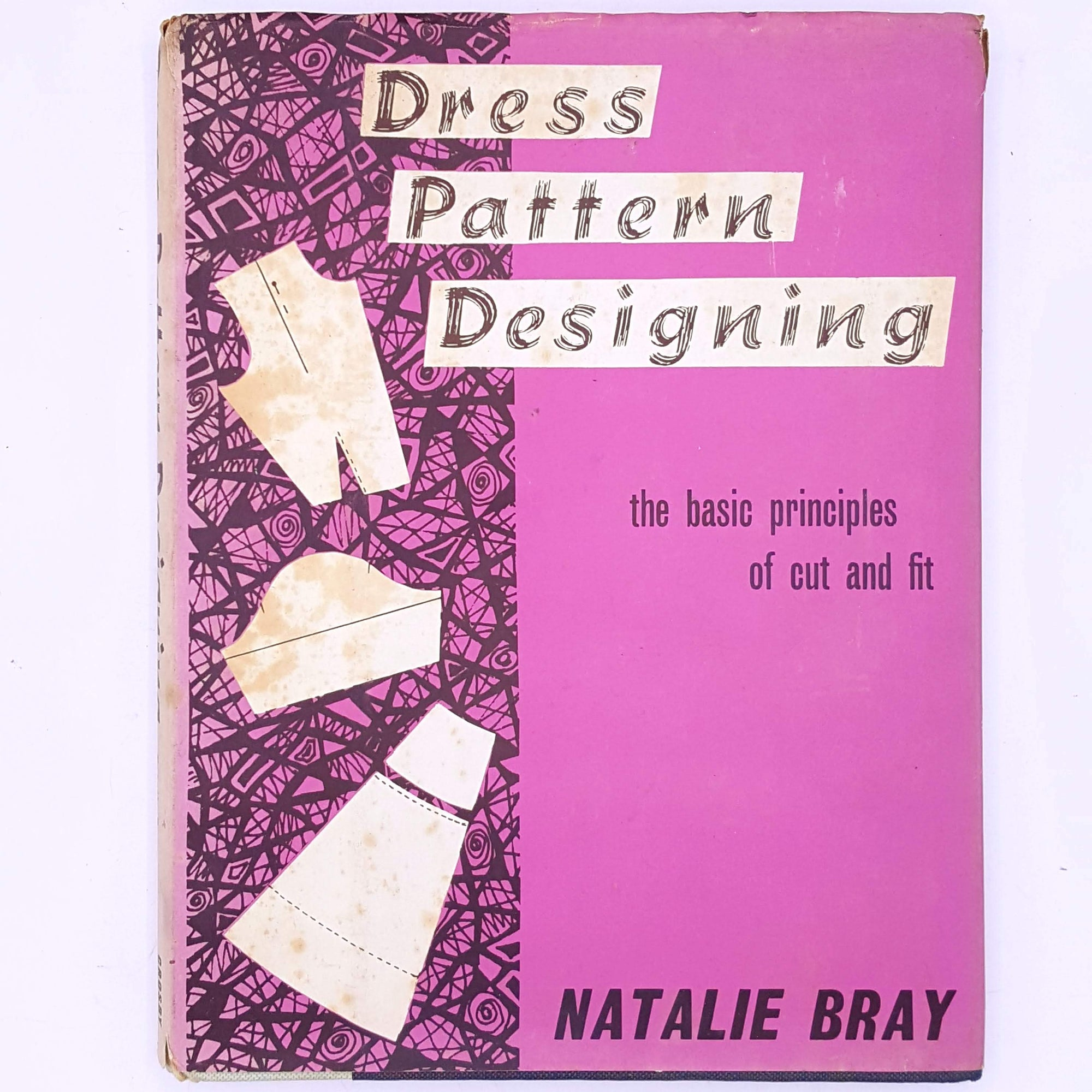 Dress Pattern Design by Natalie Bray