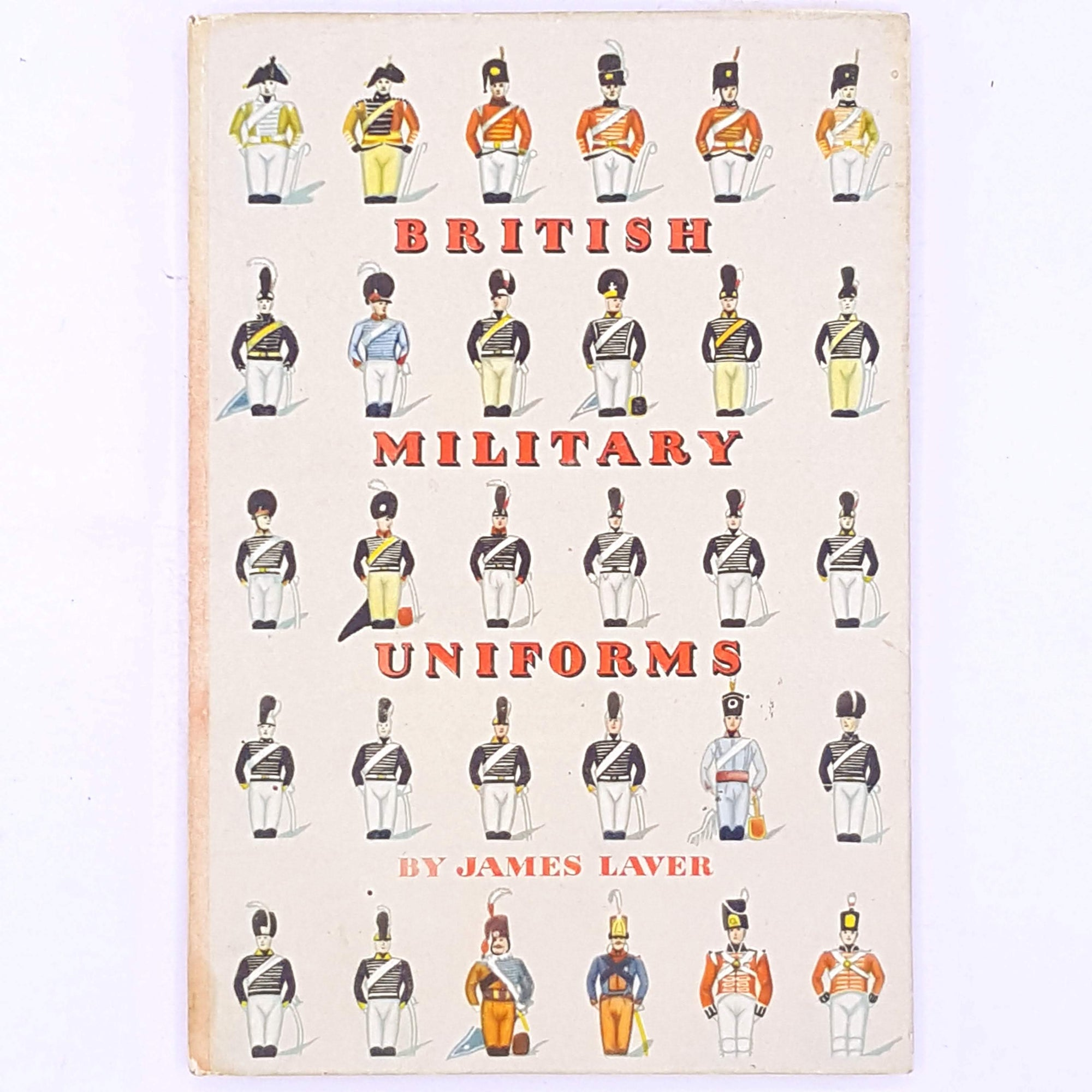 Penguin, British Military Uniforms by Jame Laver