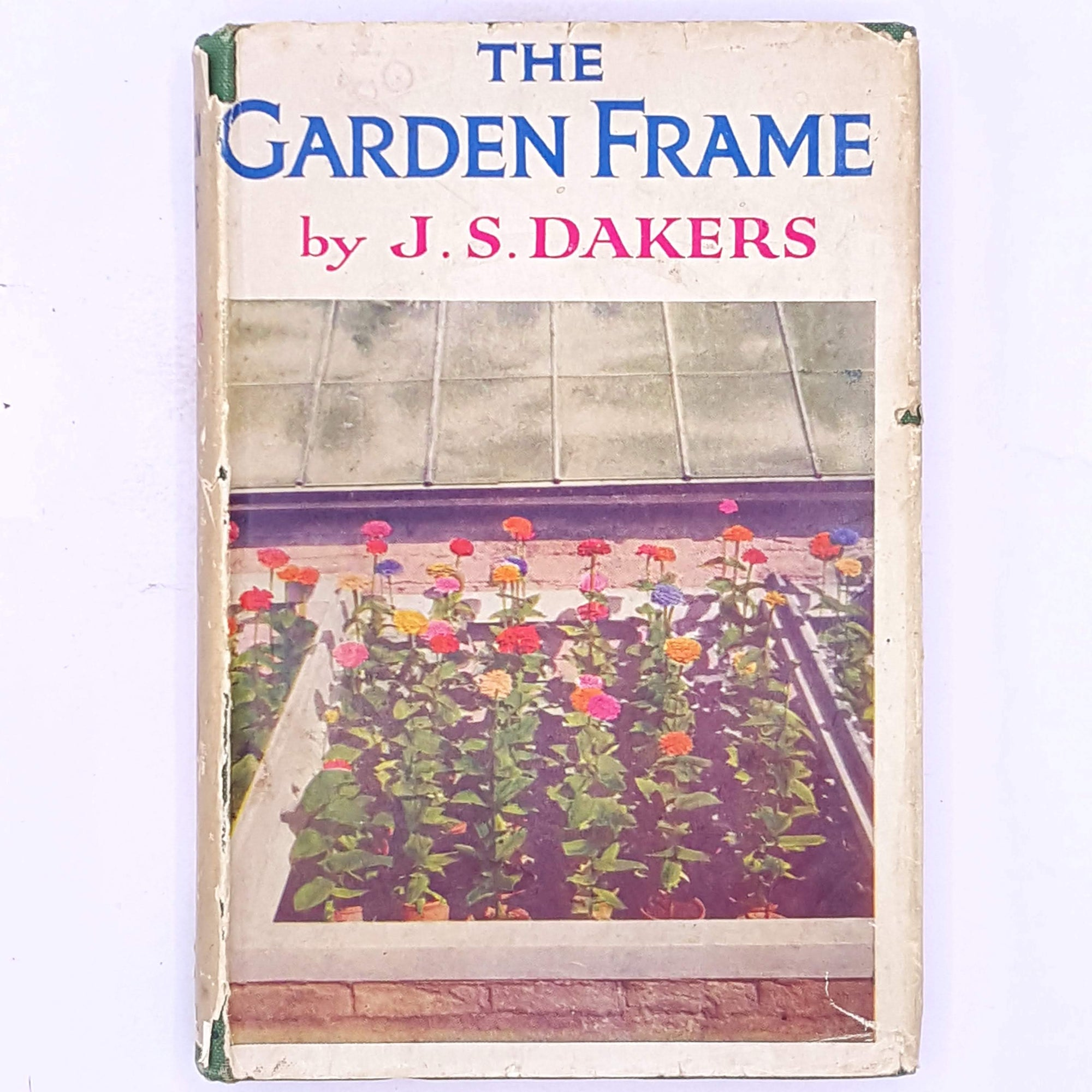 The Garden Frame by J.S. Dakers