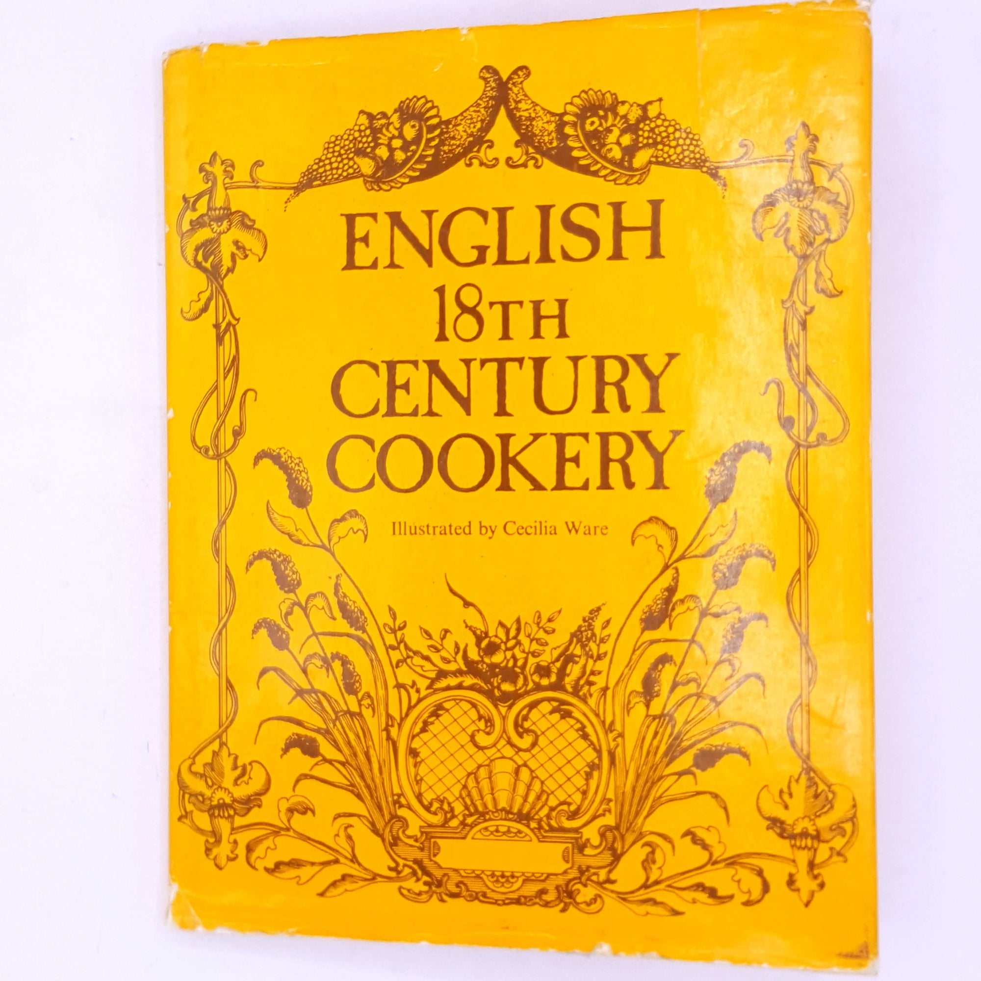 books-English-18th-century-cookery-british-england-english-cooking-cookbook-recipes-historical-cooking-classic-decorative-country-house-library-thrift-antique-vintage-old-patterned-