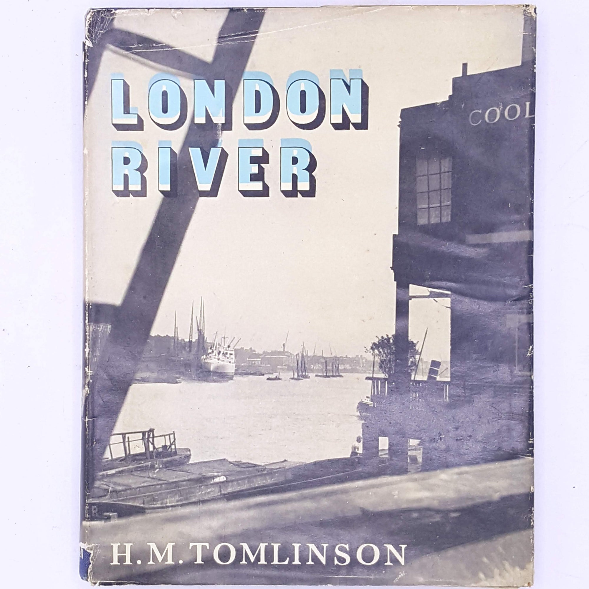 London River by H.M. Tomlinson