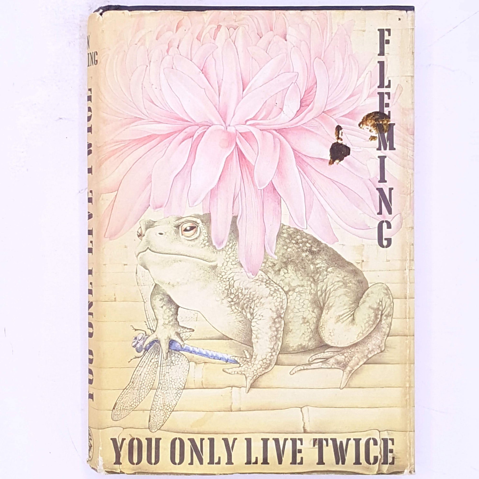 007, You Only Live Twice by Ian Fleming