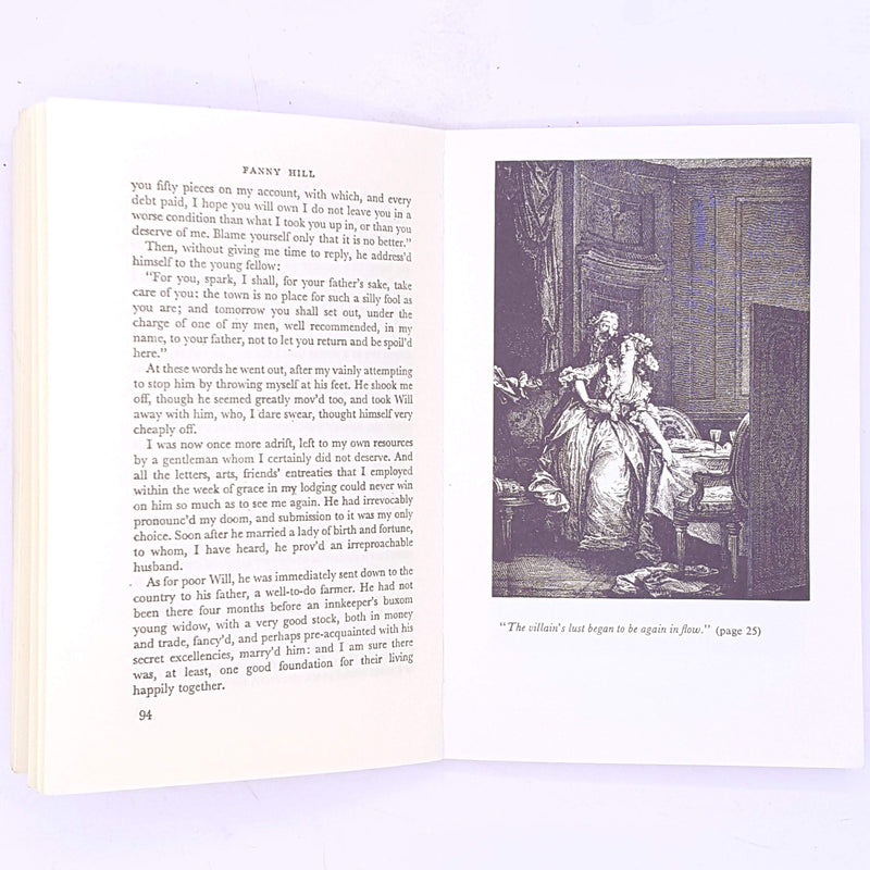 decorative-country-house-library-books-classic-old-antique-thrift-vintage-banned-books-erotica-john-cleland-memoirs-of-a-woman-of-pleasure-fanny-hill- patterned-