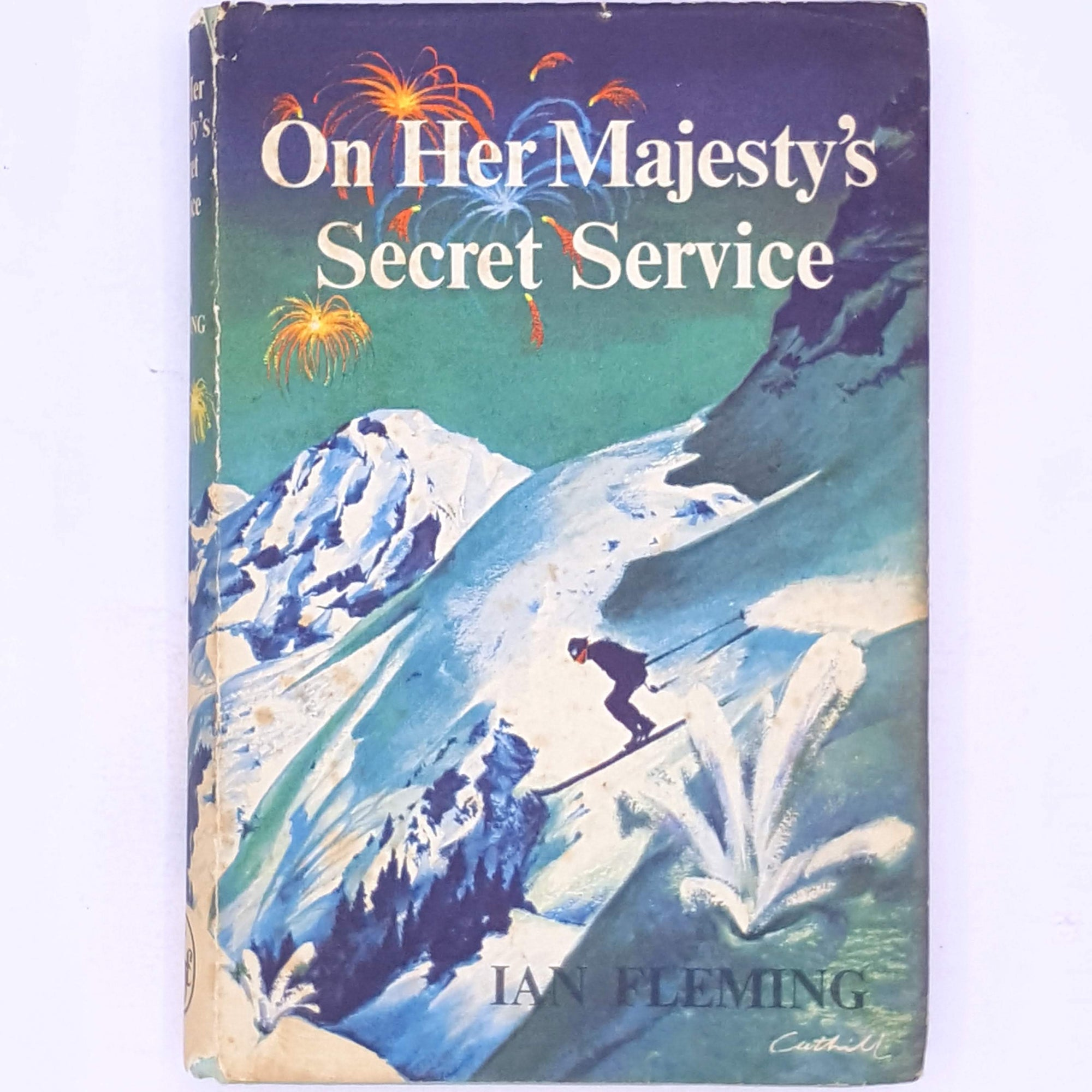 007, On Her Majesty's Secret Service by Ian Fleming