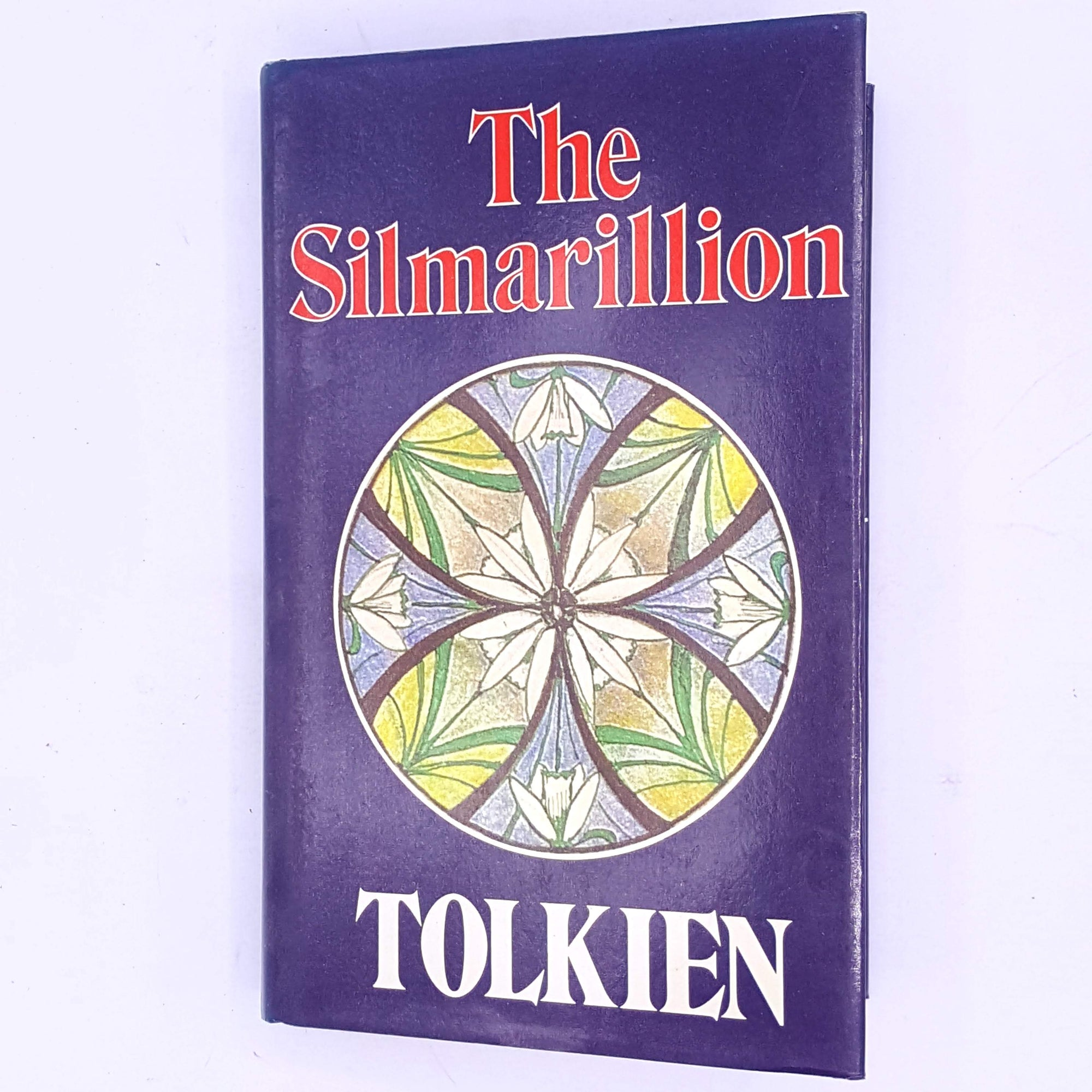 J.R.R. Tolkien's The Simarillion.