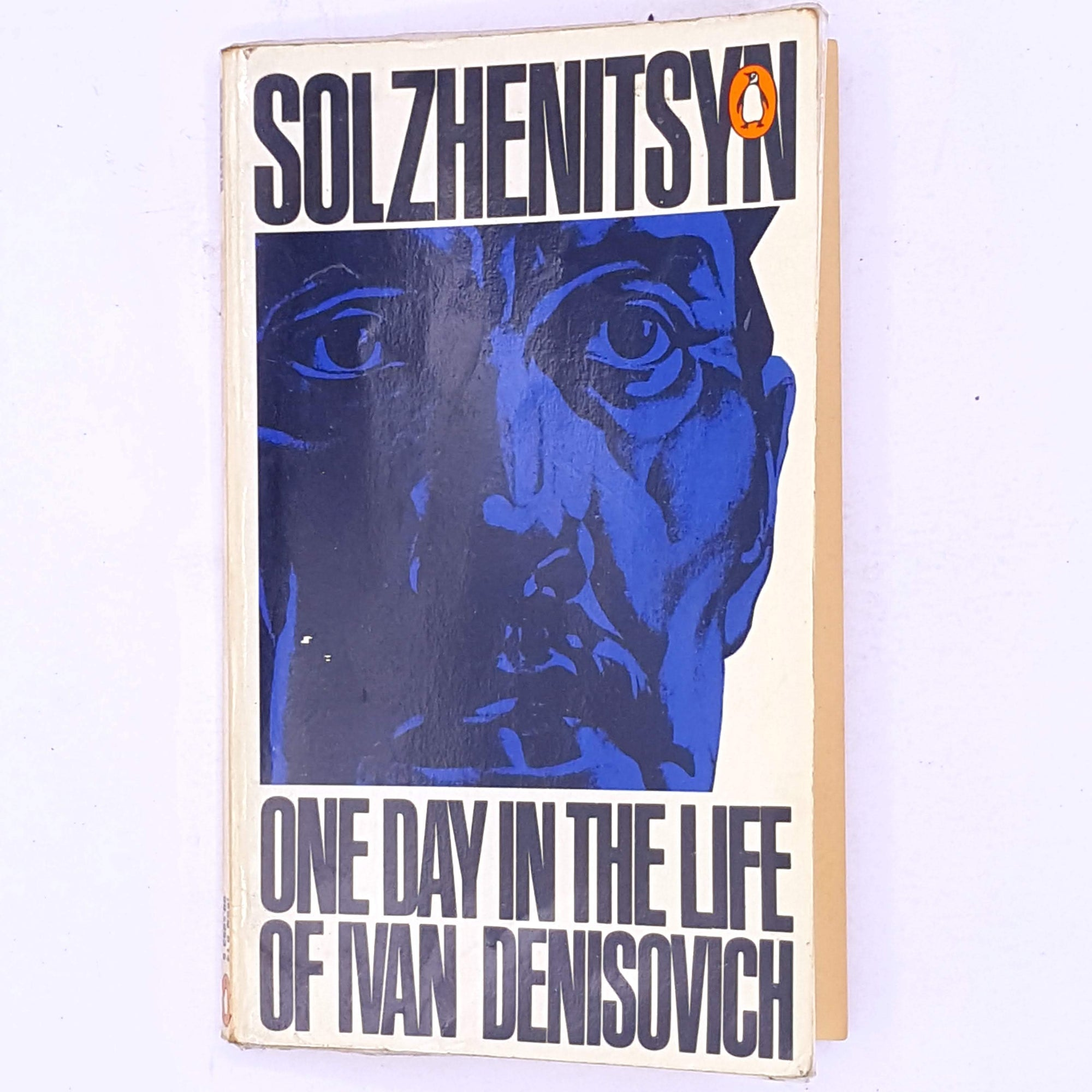 One Day In The Life Of Ivan Denisovich by Solzhenitsyn
